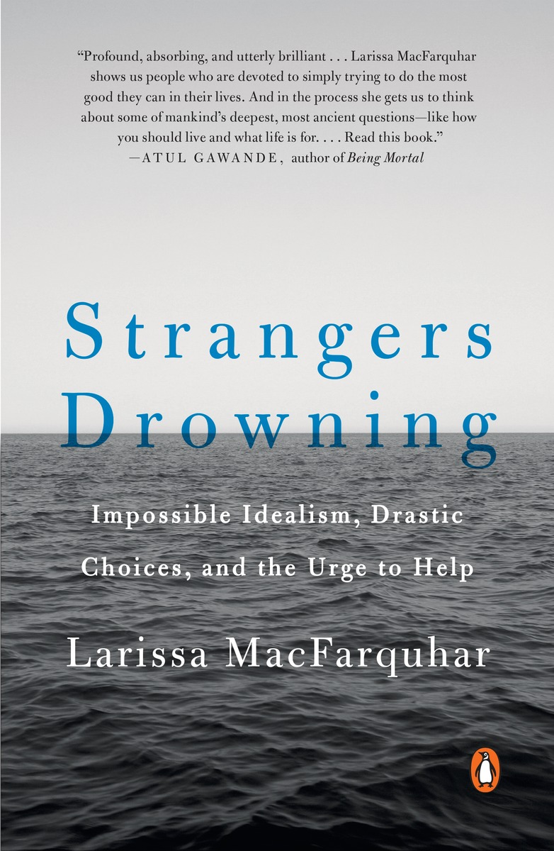 Strangers Drowning a summer of drowning