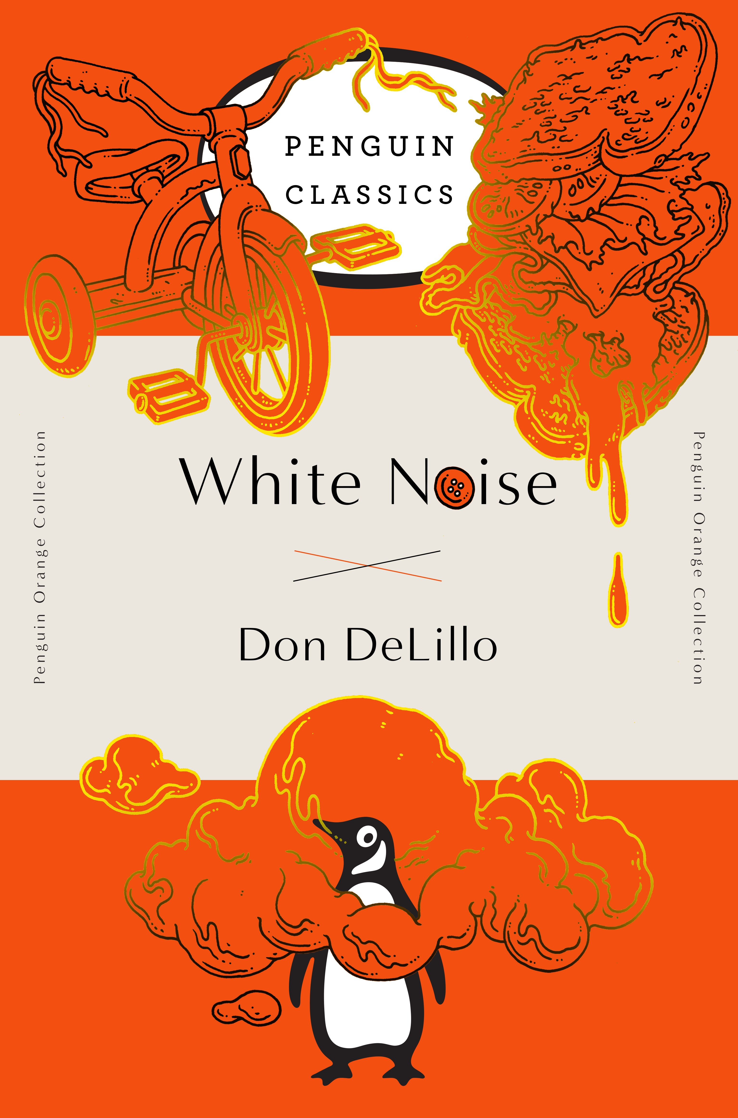 White Noise penguin book of american verse