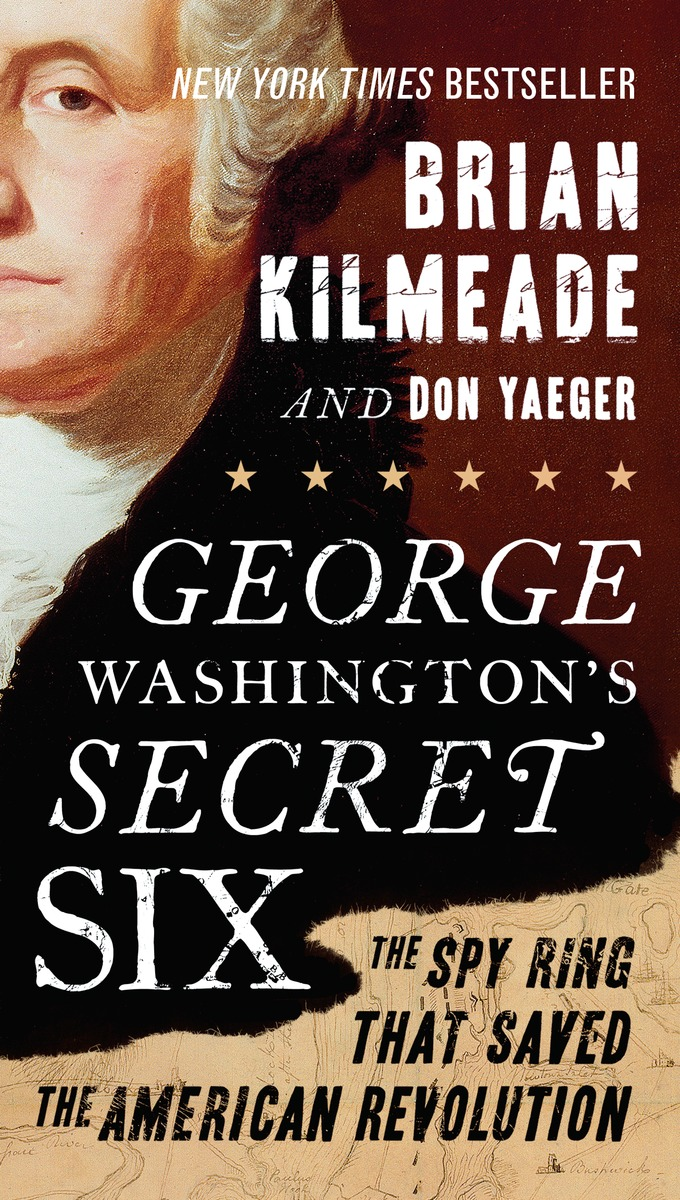 George Washington's Secret Six townsend s the woman who went to bed for a year
