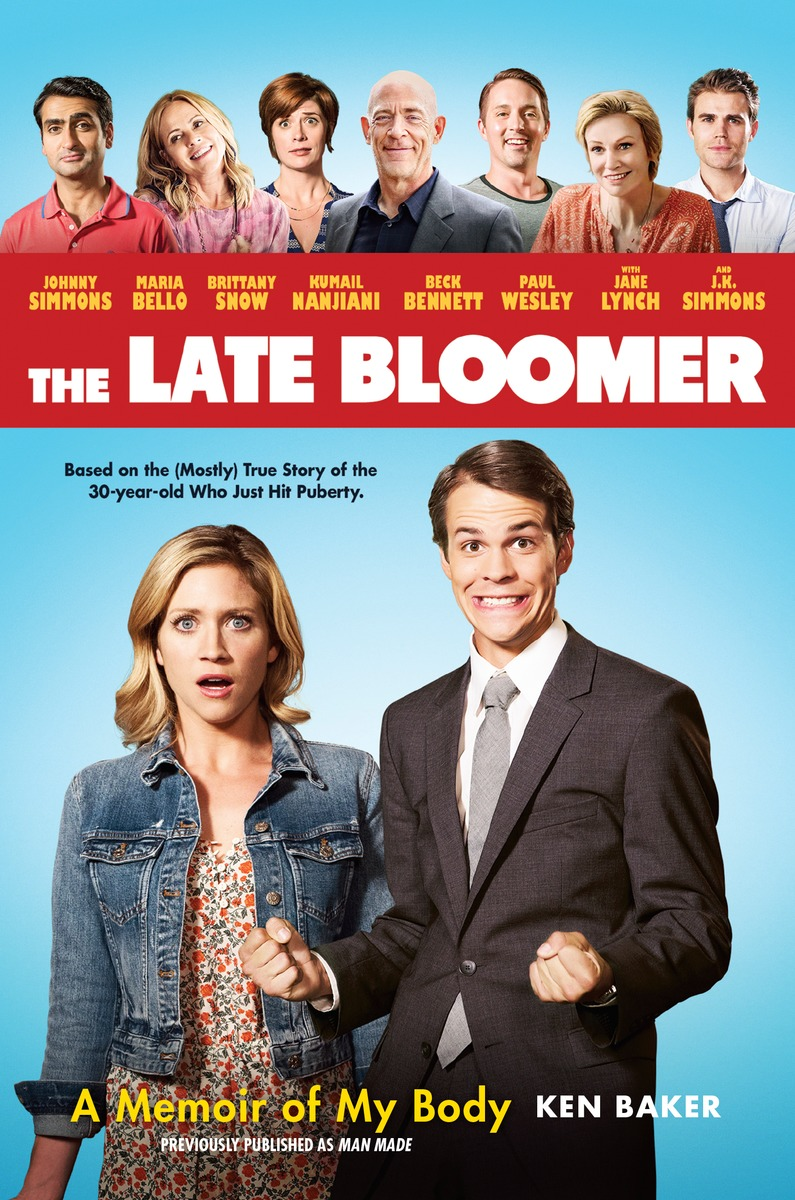 The Late Bloomer driven to distraction
