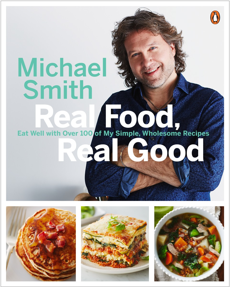 Real Food, Real Good the good food book for families