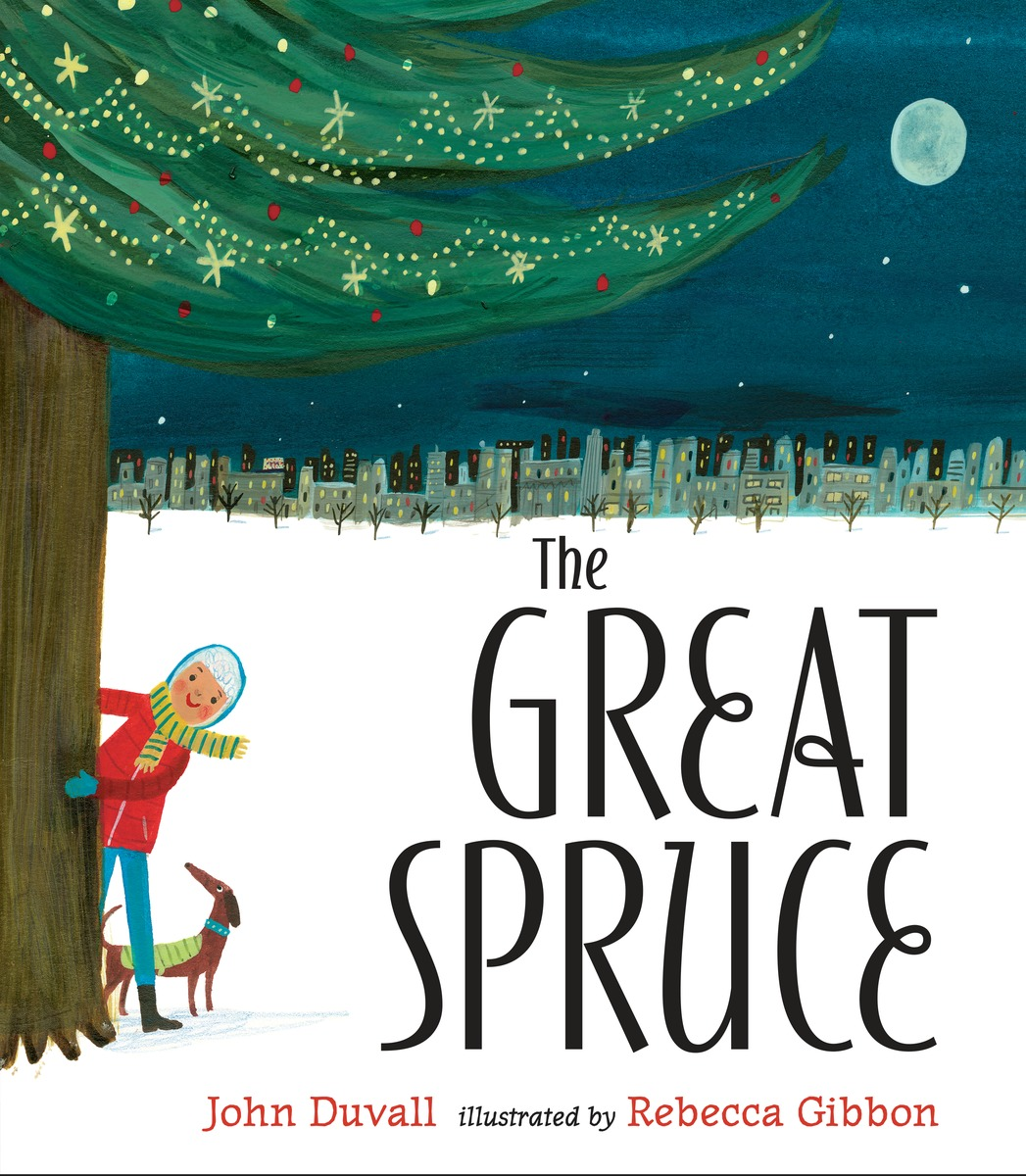 The Great Spruce a christmas carol and other christmas writings