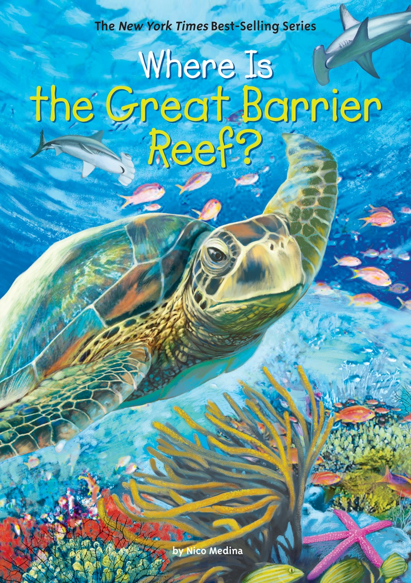 Where Is the Great Barrier Reef? frommer s® portable australia s great barrier reef