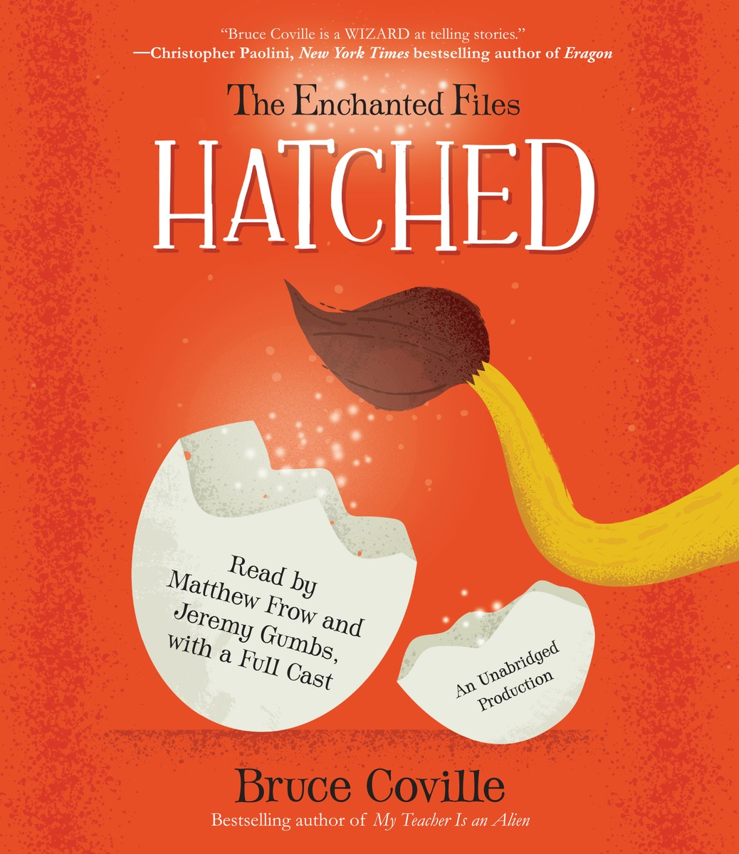 The Enchanted Files:...