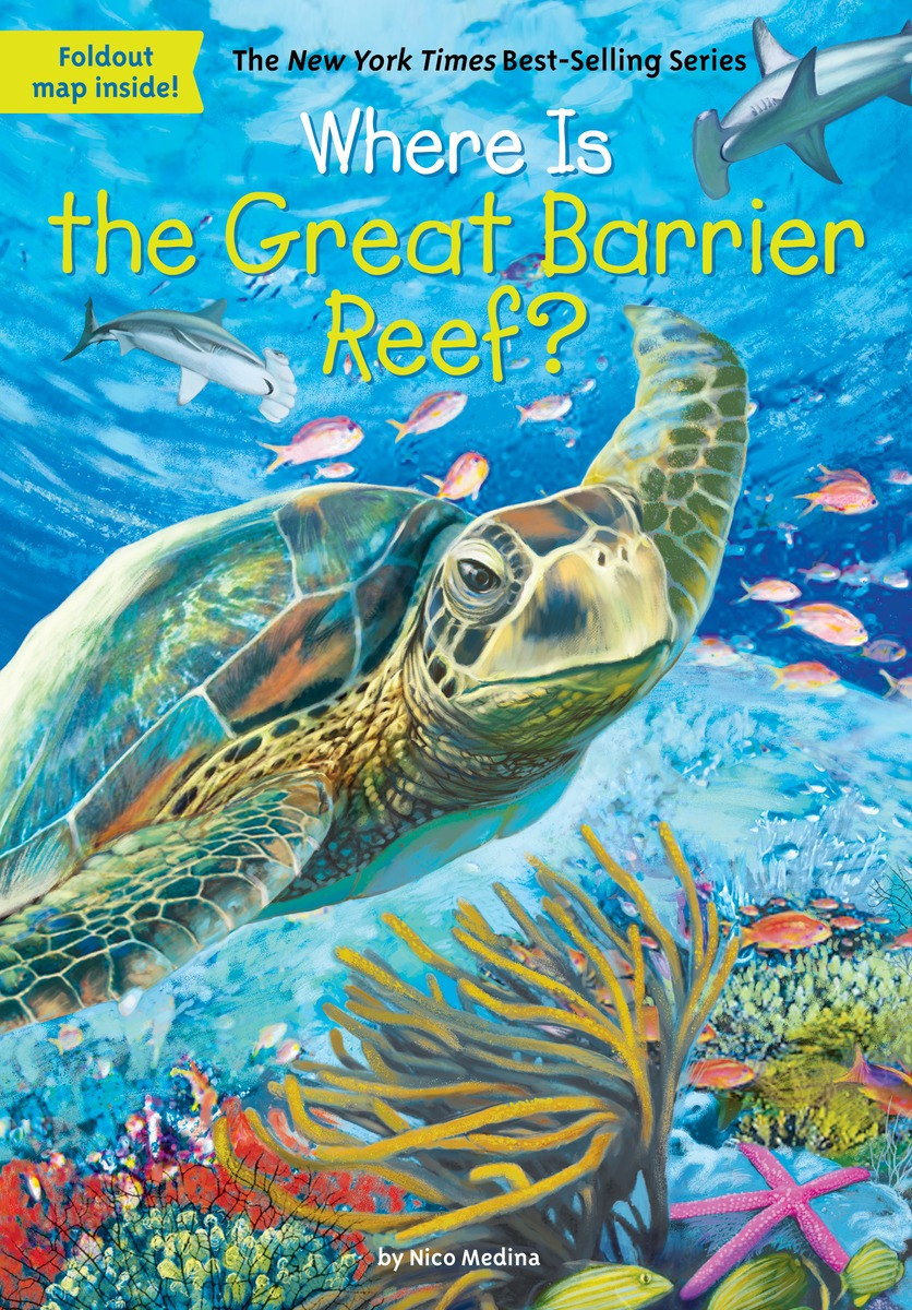 Where Is the Great Barrier Reef? leslie crutchfield r do more than give the six practices of donors who change the world