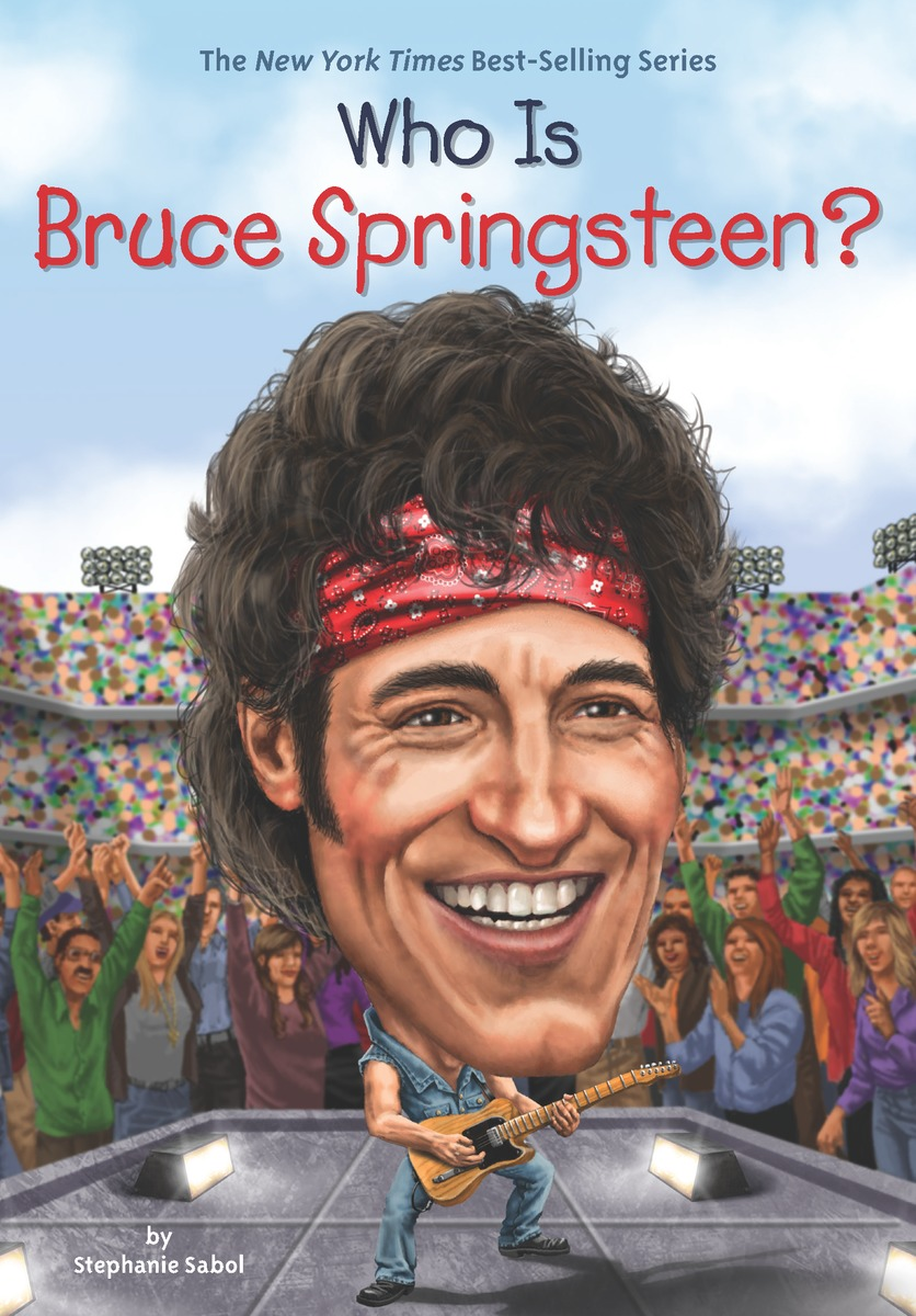 Who Is Bruce Springsteen? bruce springsteen live in dublin blu ray