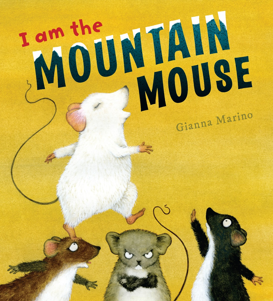 I Am the Mountain Mouse носки quelle wojcik 1009350