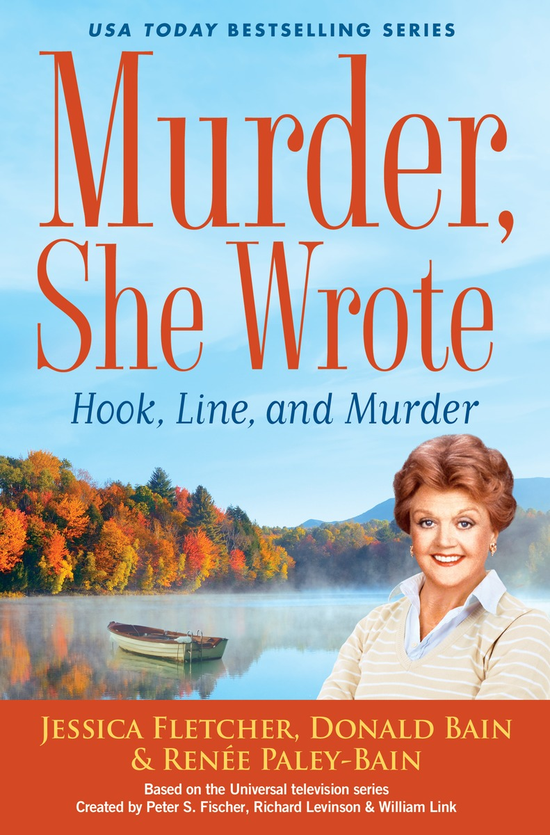 Murder, She Wrote: Hook, Line, and Murder murder she wrote close up on murder