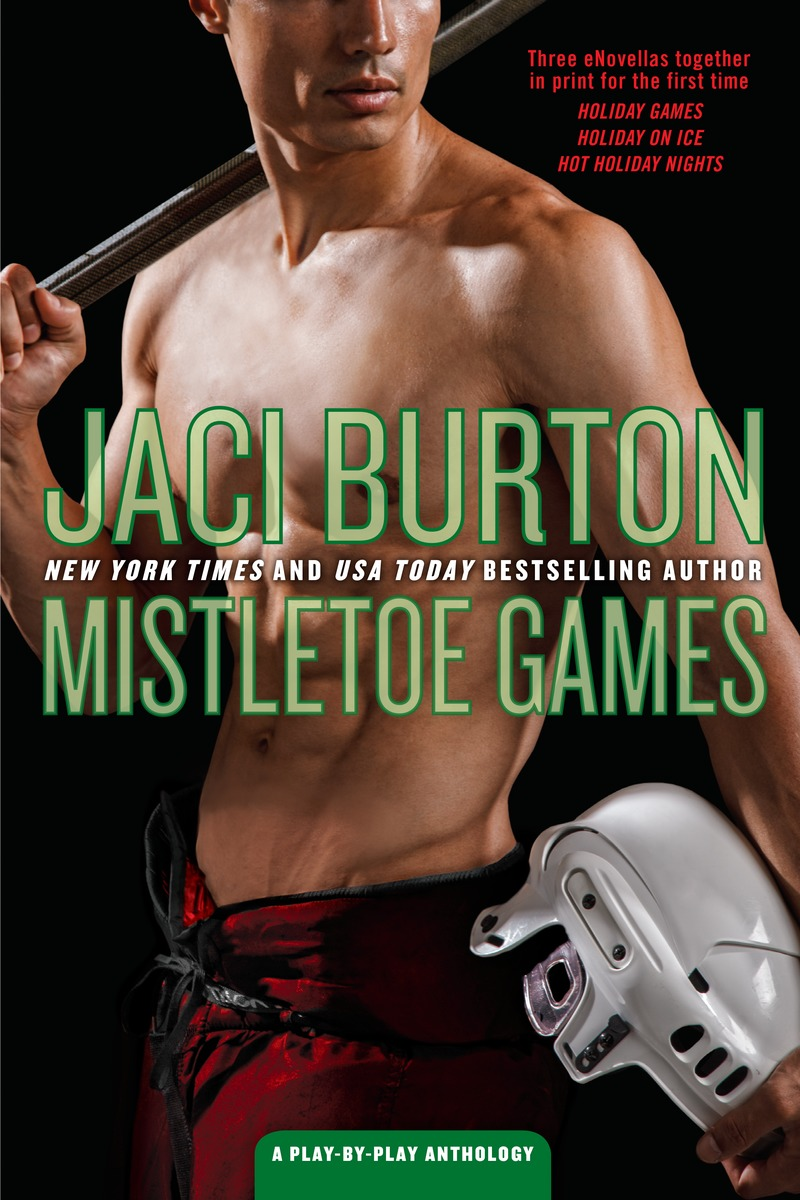 Mistletoe Games the perfect holiday