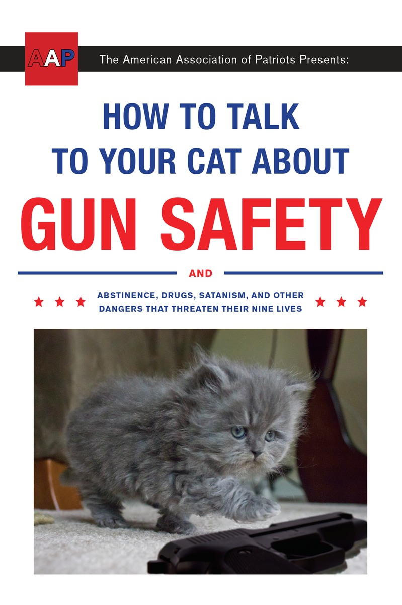 How to Talk to Your Cat About Gun Safety cat days