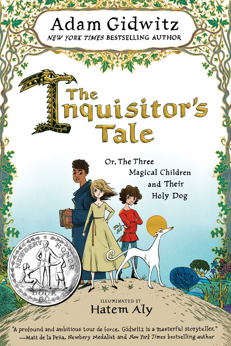 The Inquisitor's Tale the canterbury tales a selection