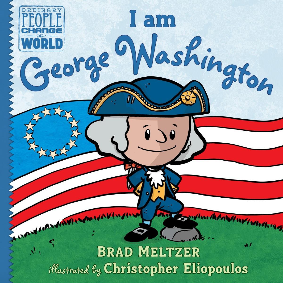 I am George Washington herbert george wells the war of the worlds