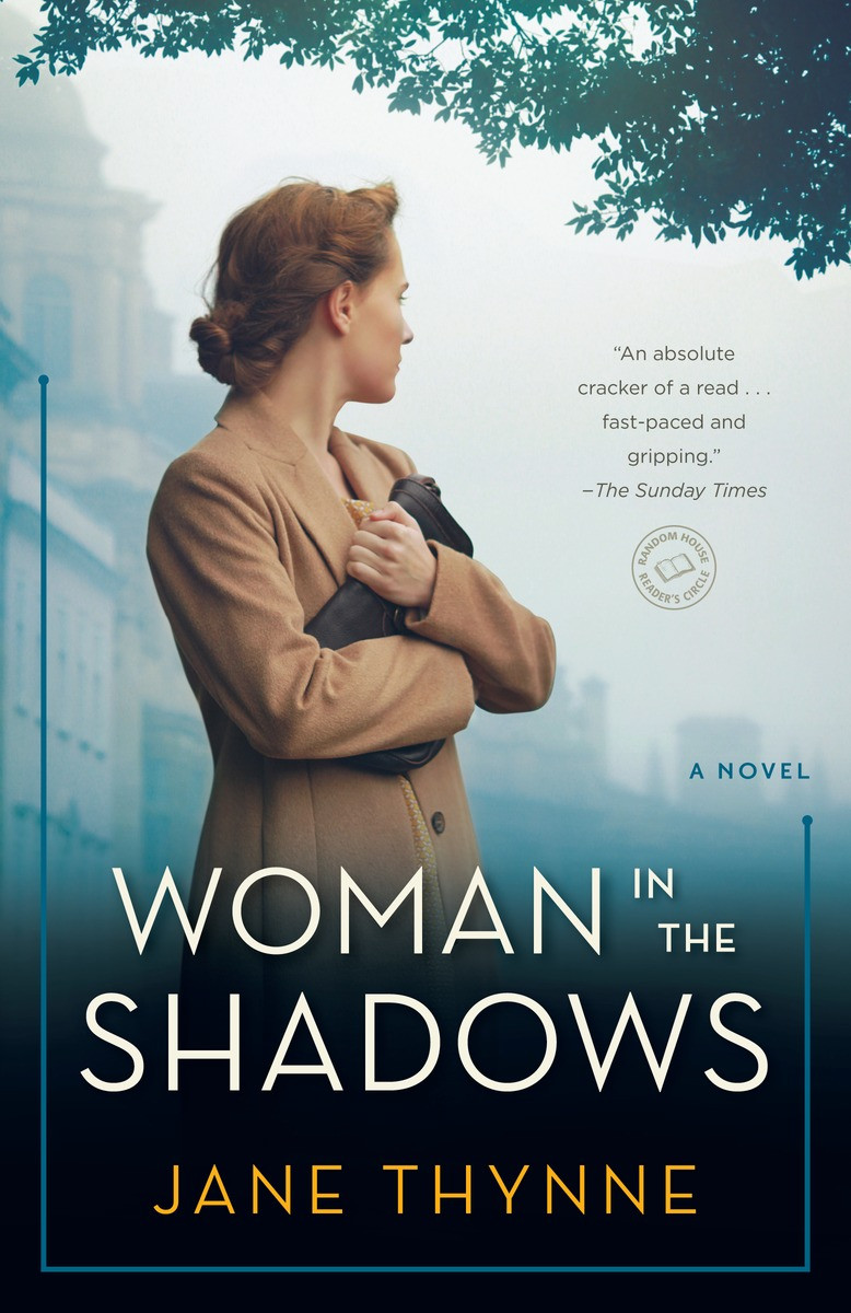 Woman in the Shadows what she left