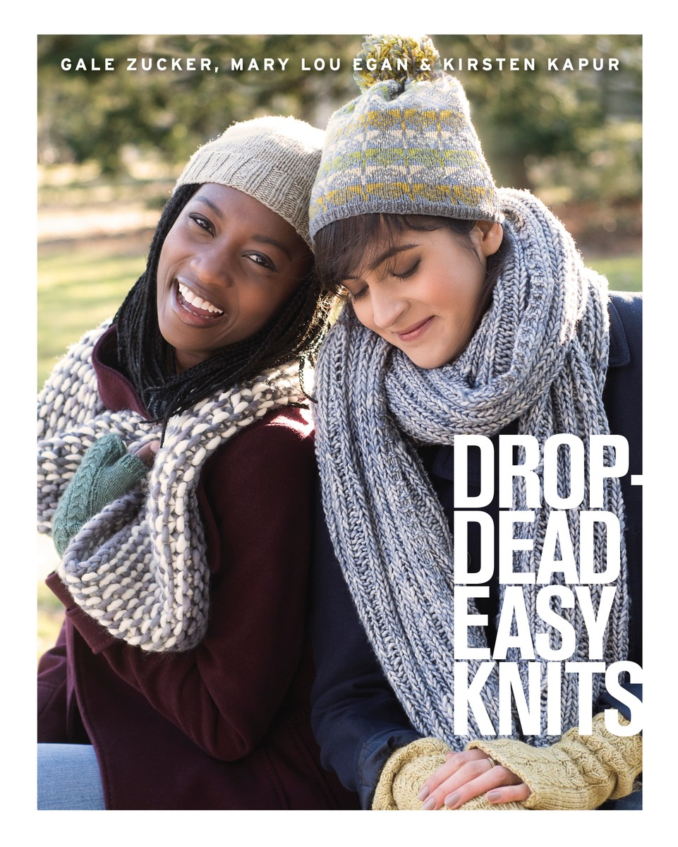 Drop-Dead Easy Knits drop dead easy knits
