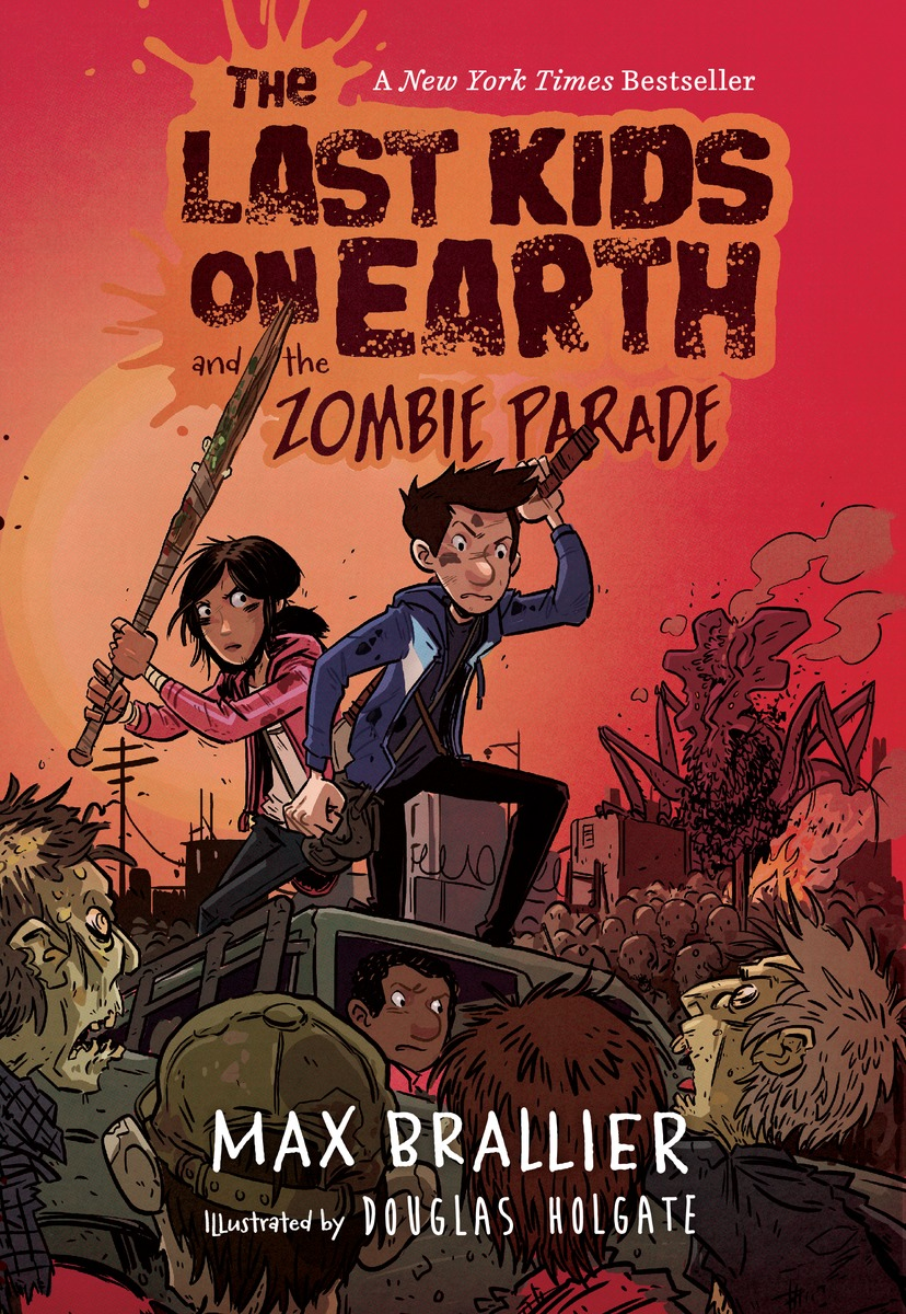 The Last Kids on Earth and the Zombie Parade verne j journey to the centre of the earth