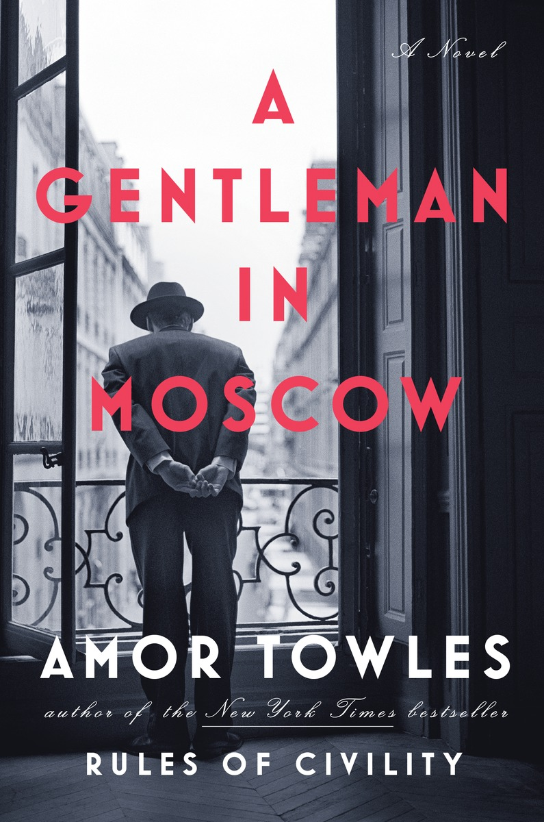 A Gentleman in Moscow gentleman in the parlour