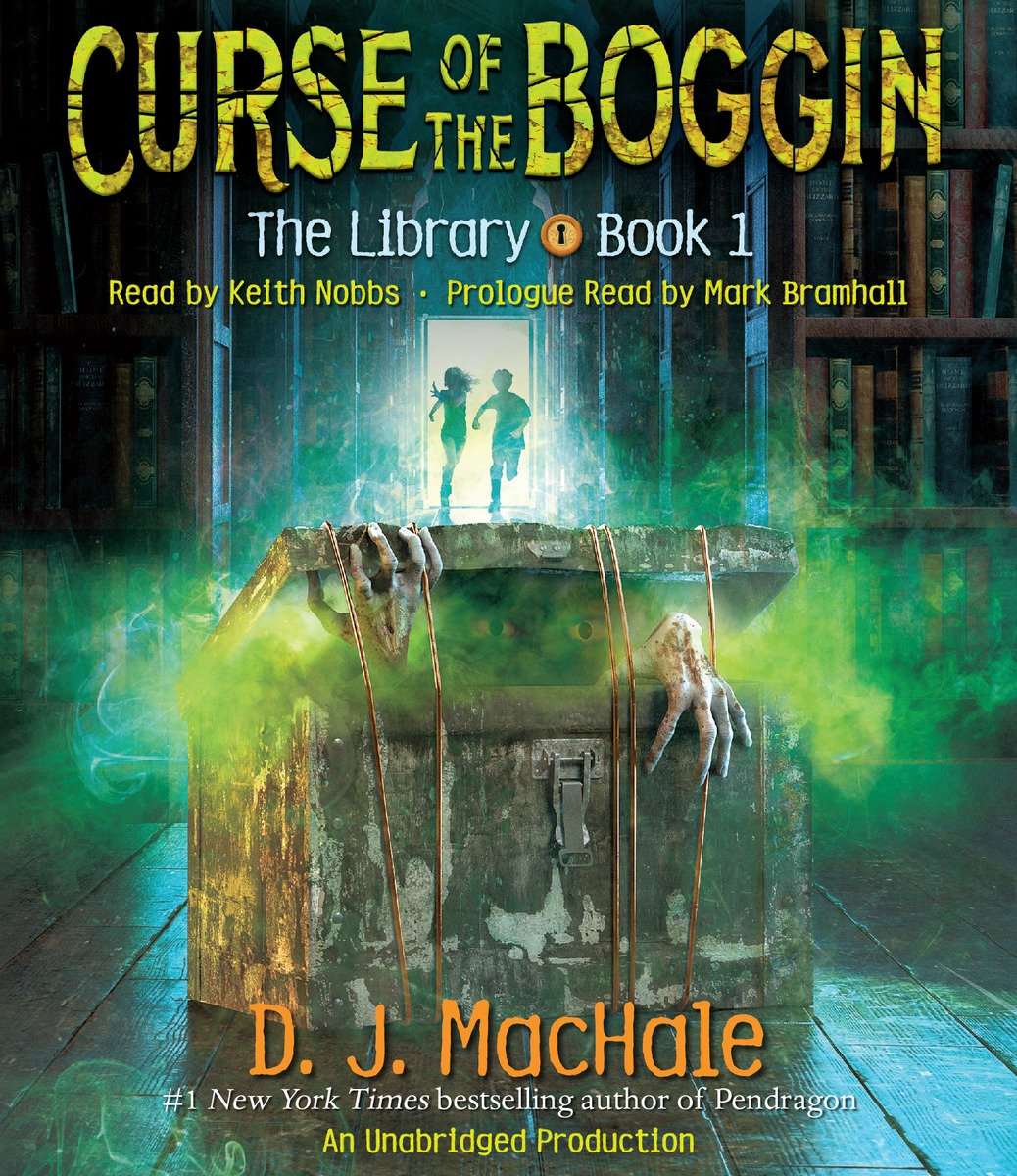 Curse of the Boggin (The Library Book 1) seeing things as they are