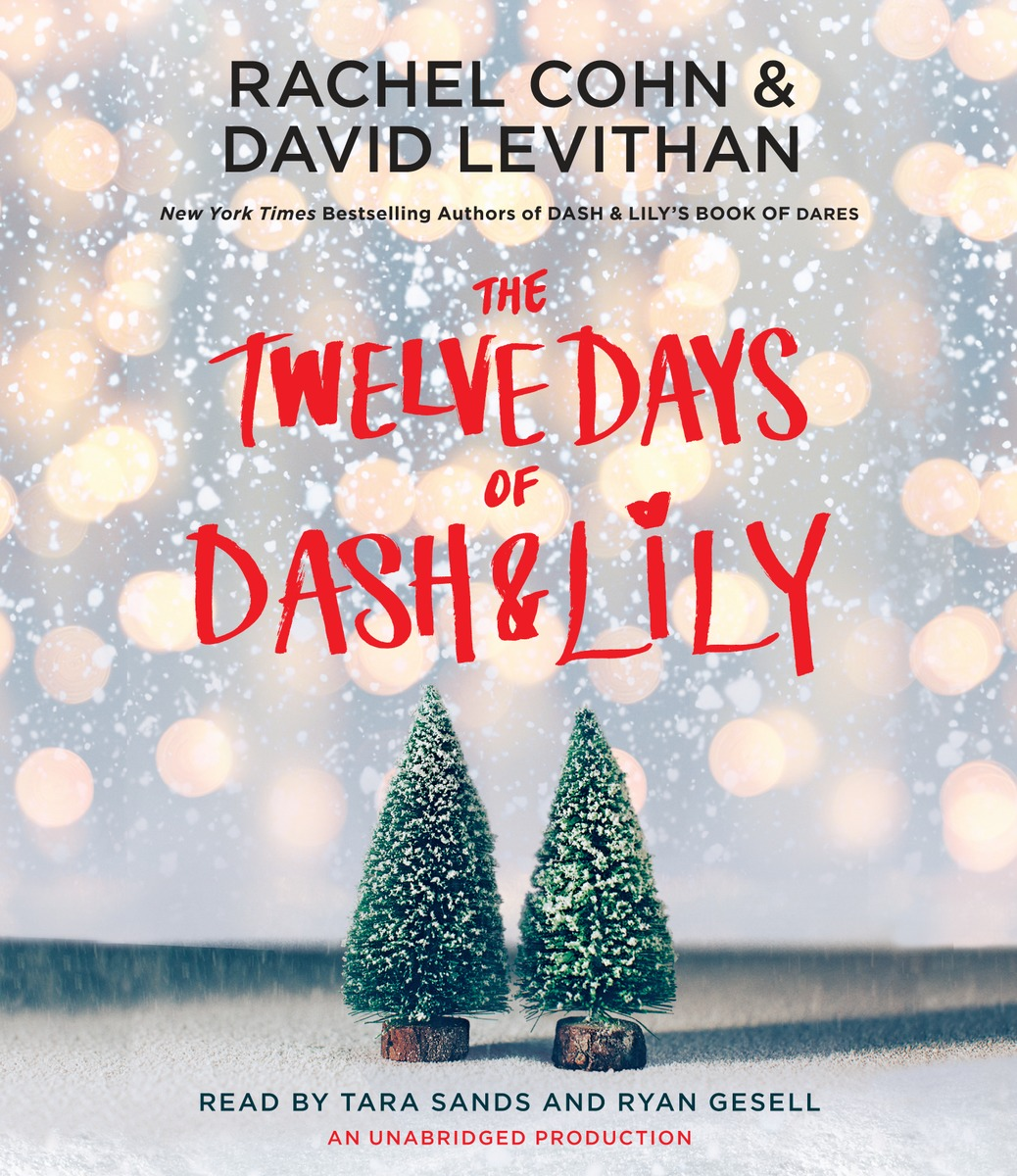 The Twelve Days of Dash & Lily miguel delatorre a a lily among the thorns imagining a new christian sexuality