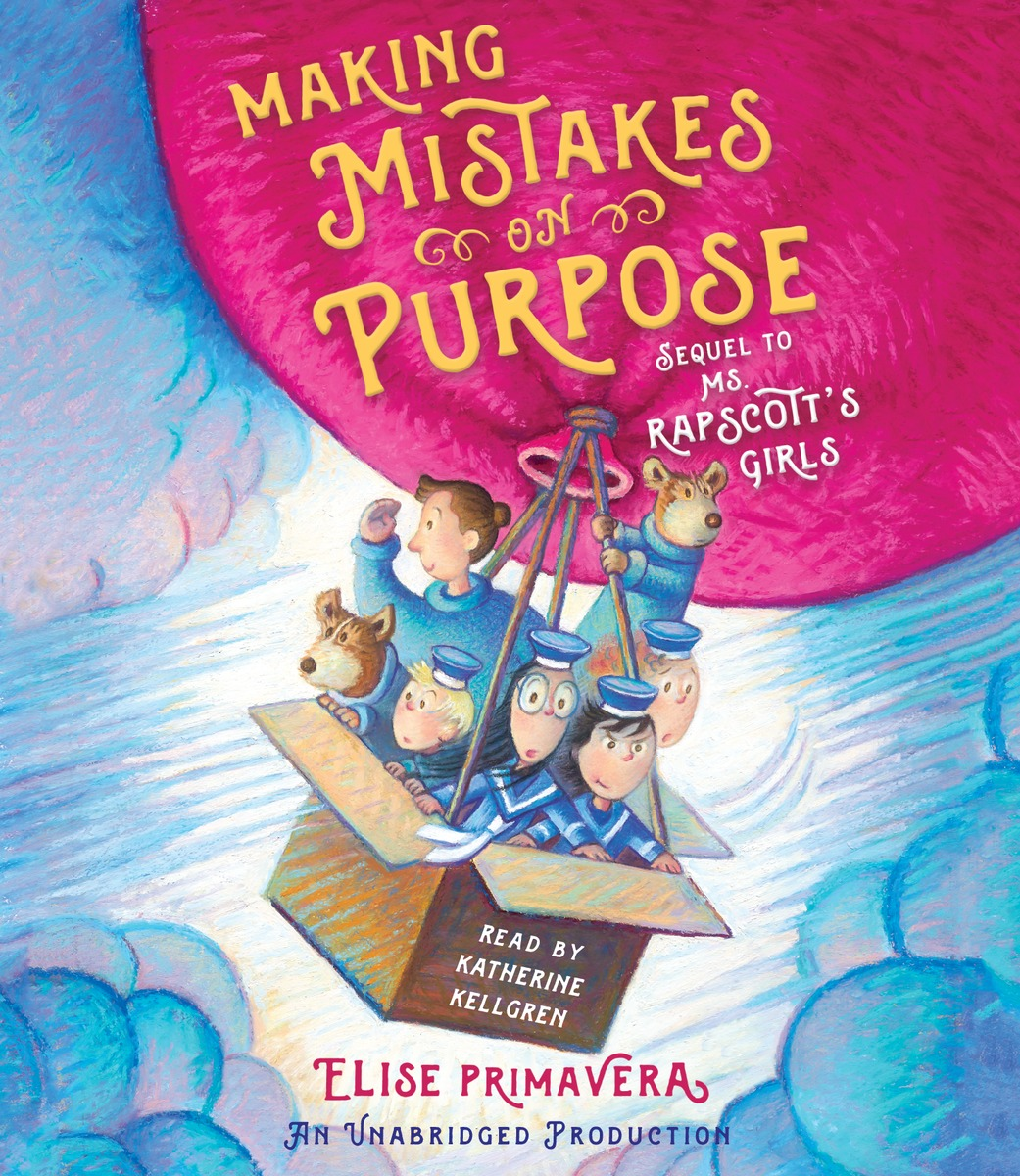 Making Mistakes on Purpose cheer