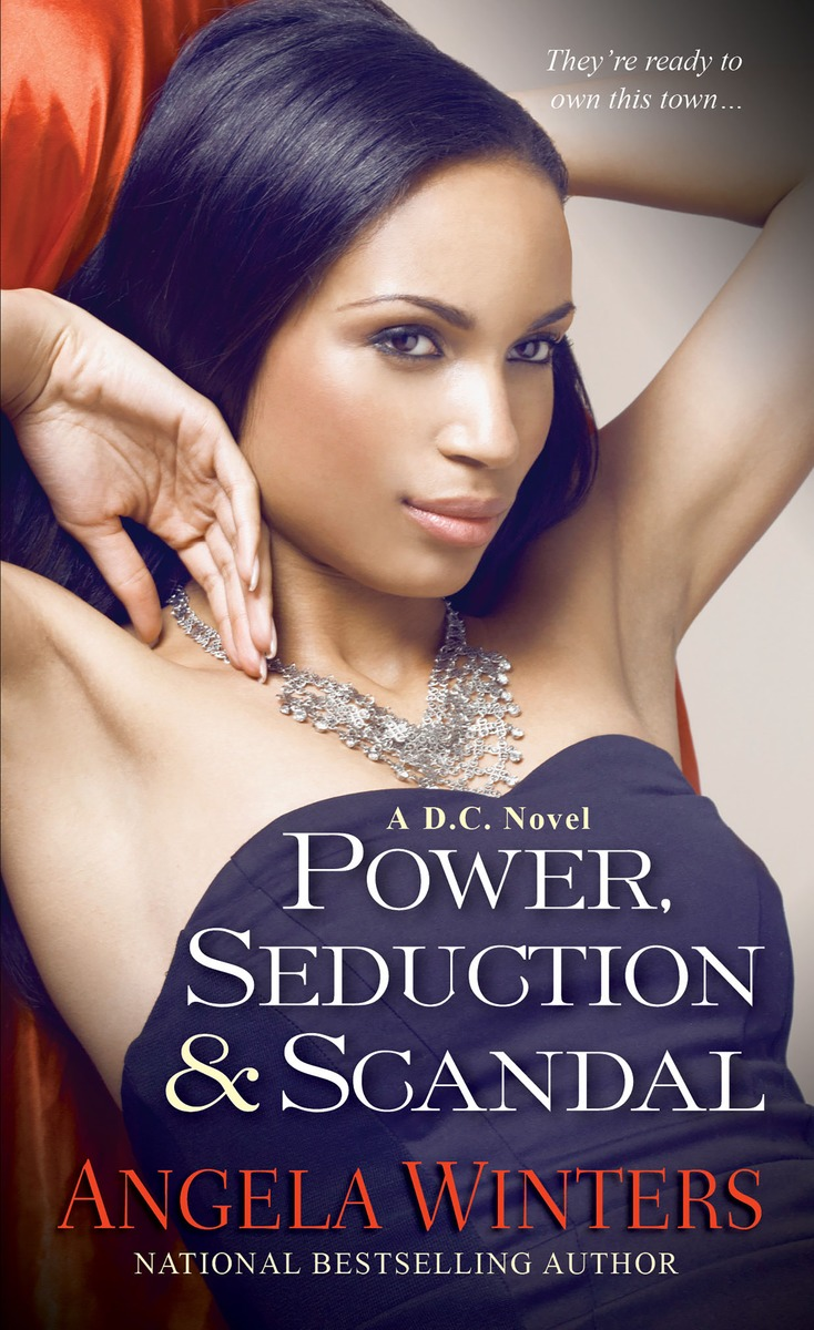 Power, Seduction & Scandal scandal becomes her