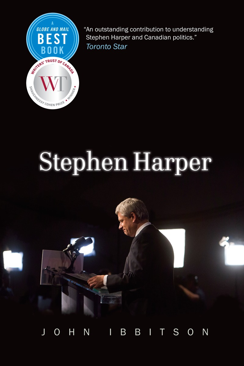 Stephen Harper how hockey explains canada the sport that defines a country