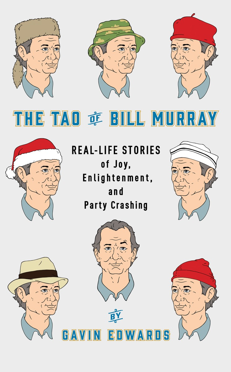 The Tao of Bill Murray b scifres bayou bill s best stories – most of them true paper