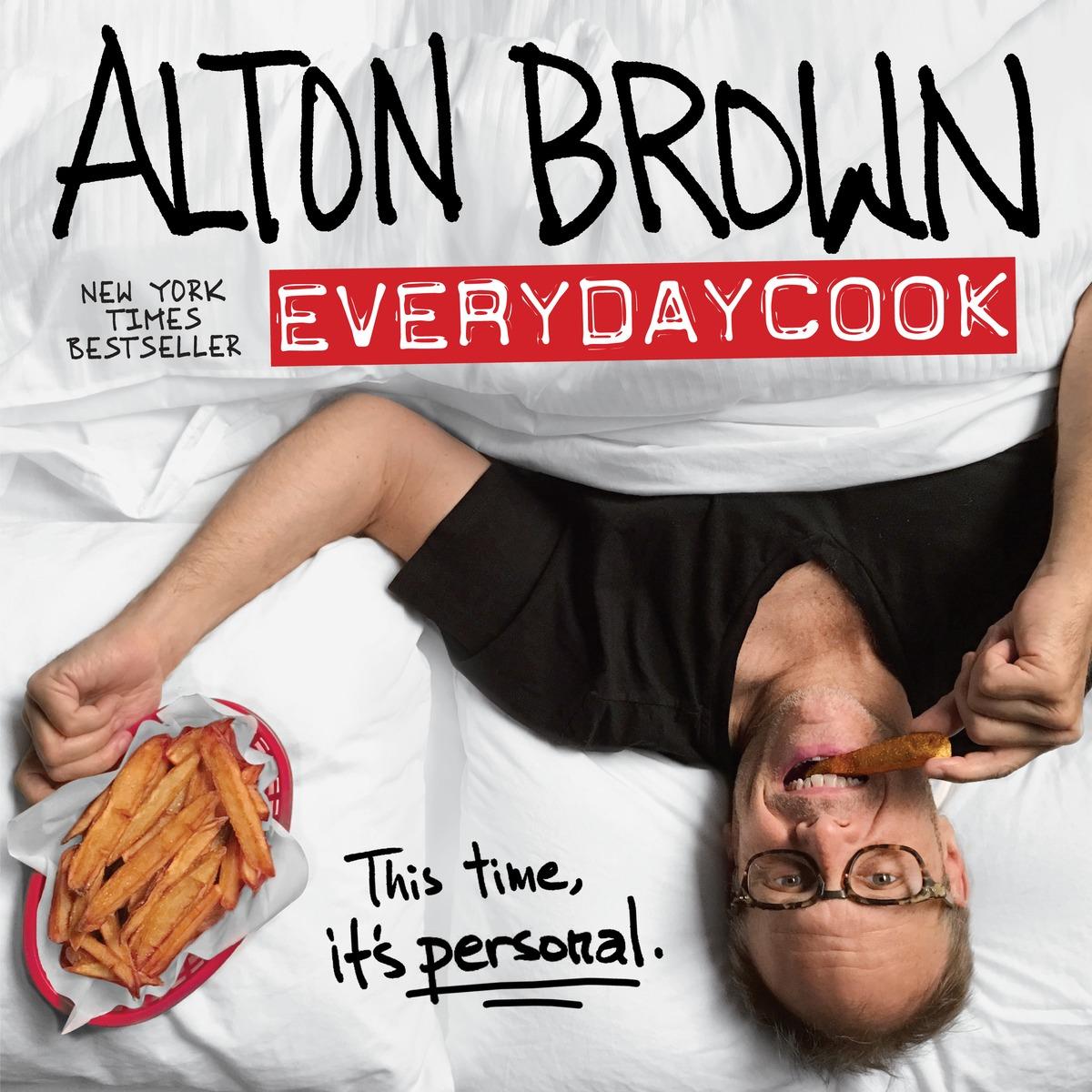Alton Brown: EveryDayCook hack