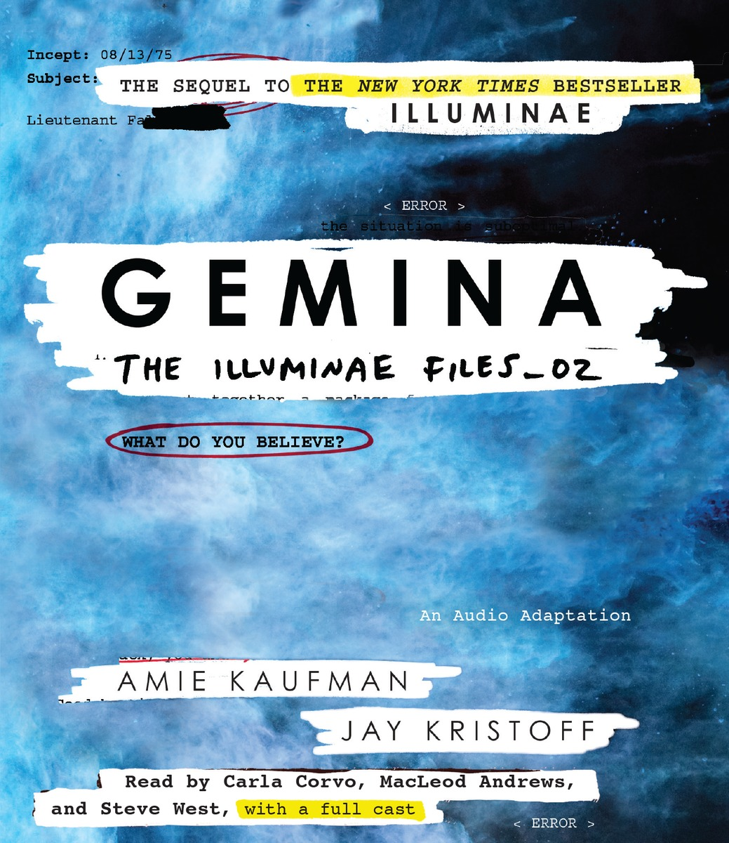 Gemina the station mouse