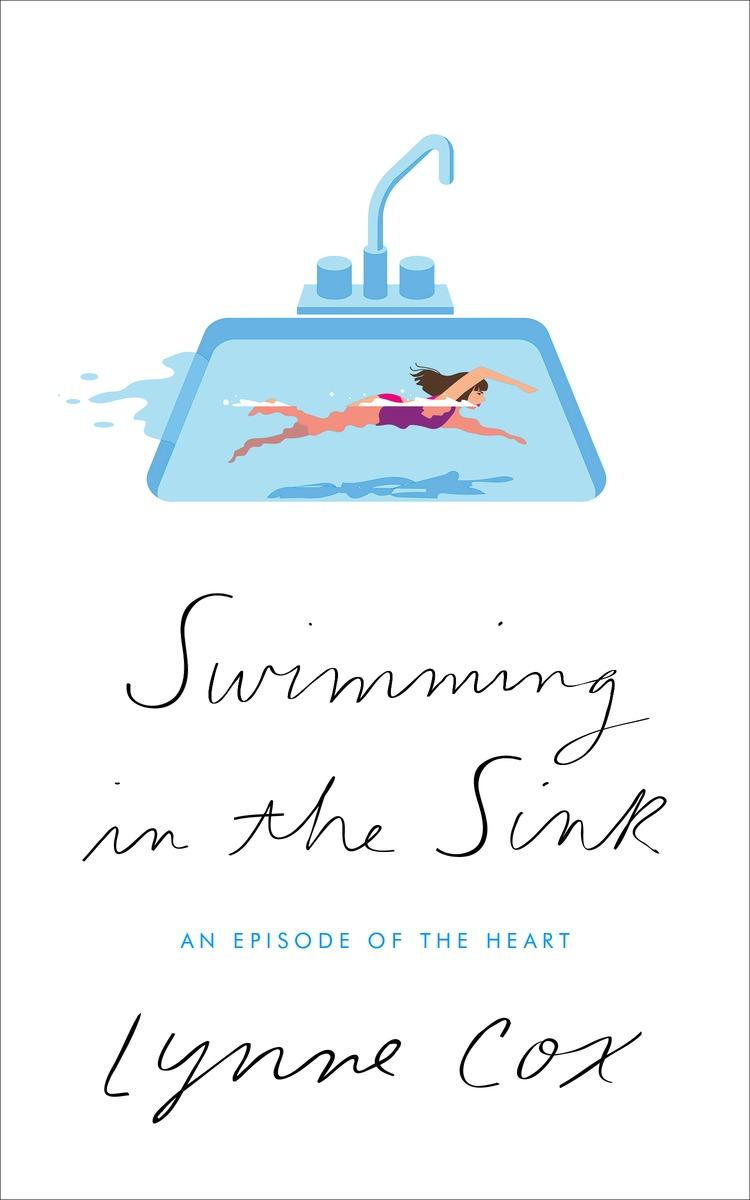 Swimming in the Sink rain drops in her heart