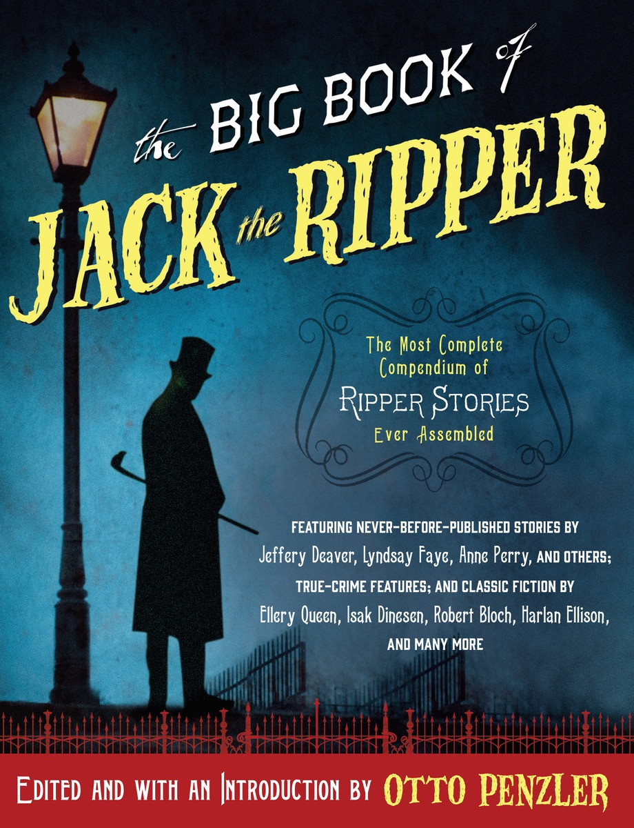 The Big Book of Jack the Ripper jack the ripper hell blade vol 3