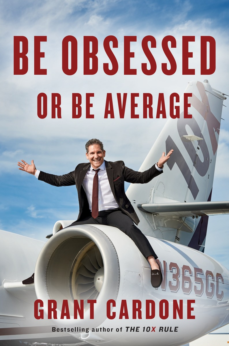 Be Obsessed or Be Average it had to be you