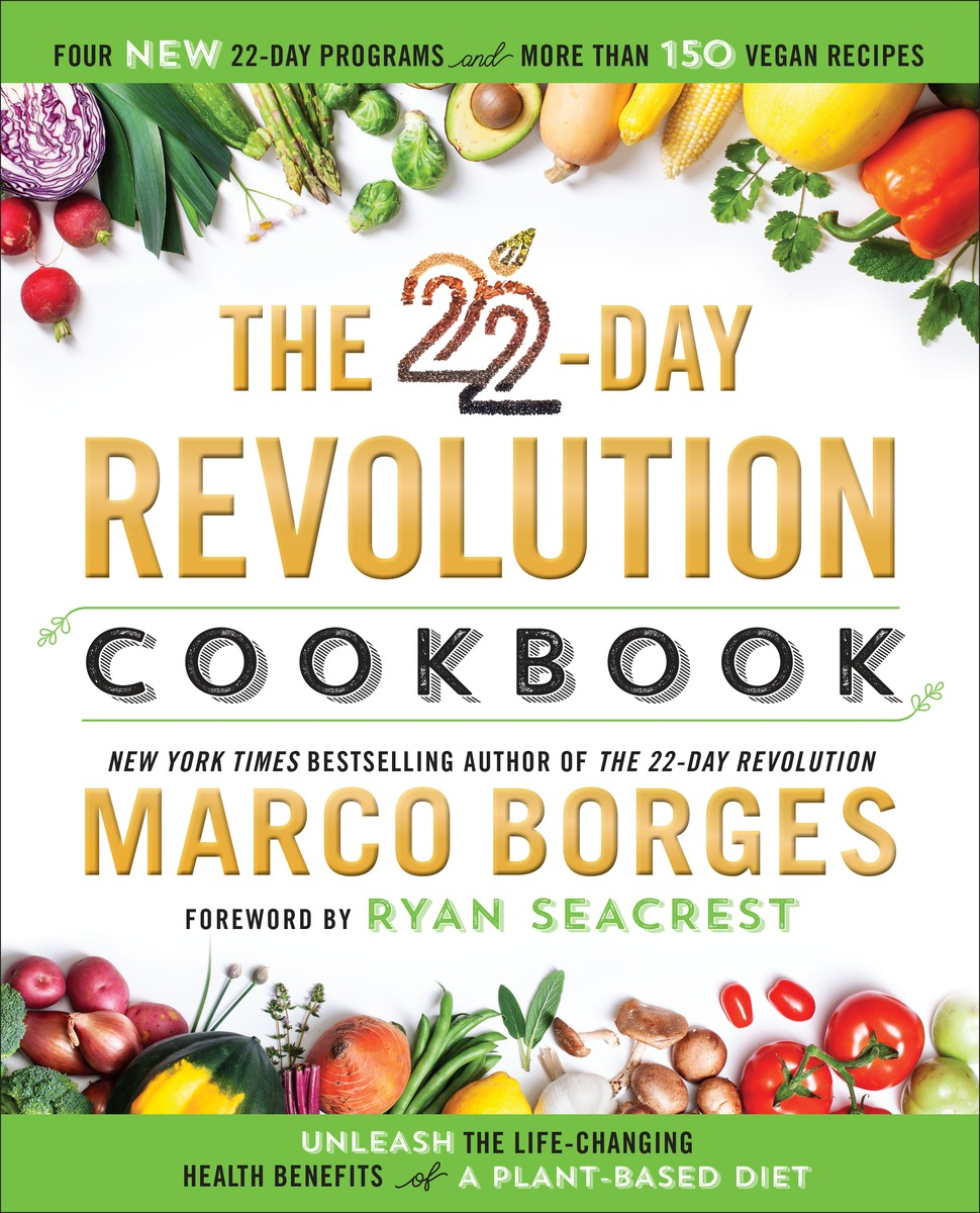 The 22-Day Revolution Cookbook author name tbc the fasting day cookbook