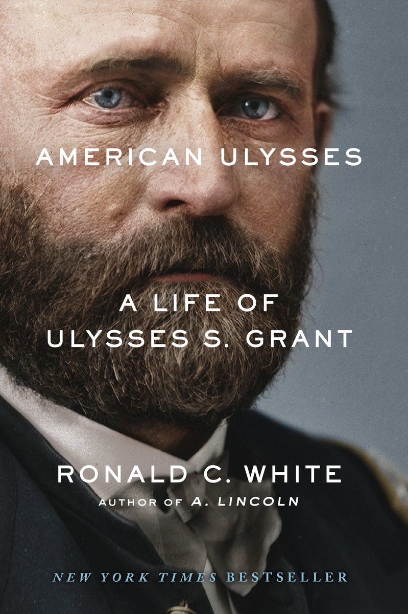 American Ulysses grant james the captain of the guard