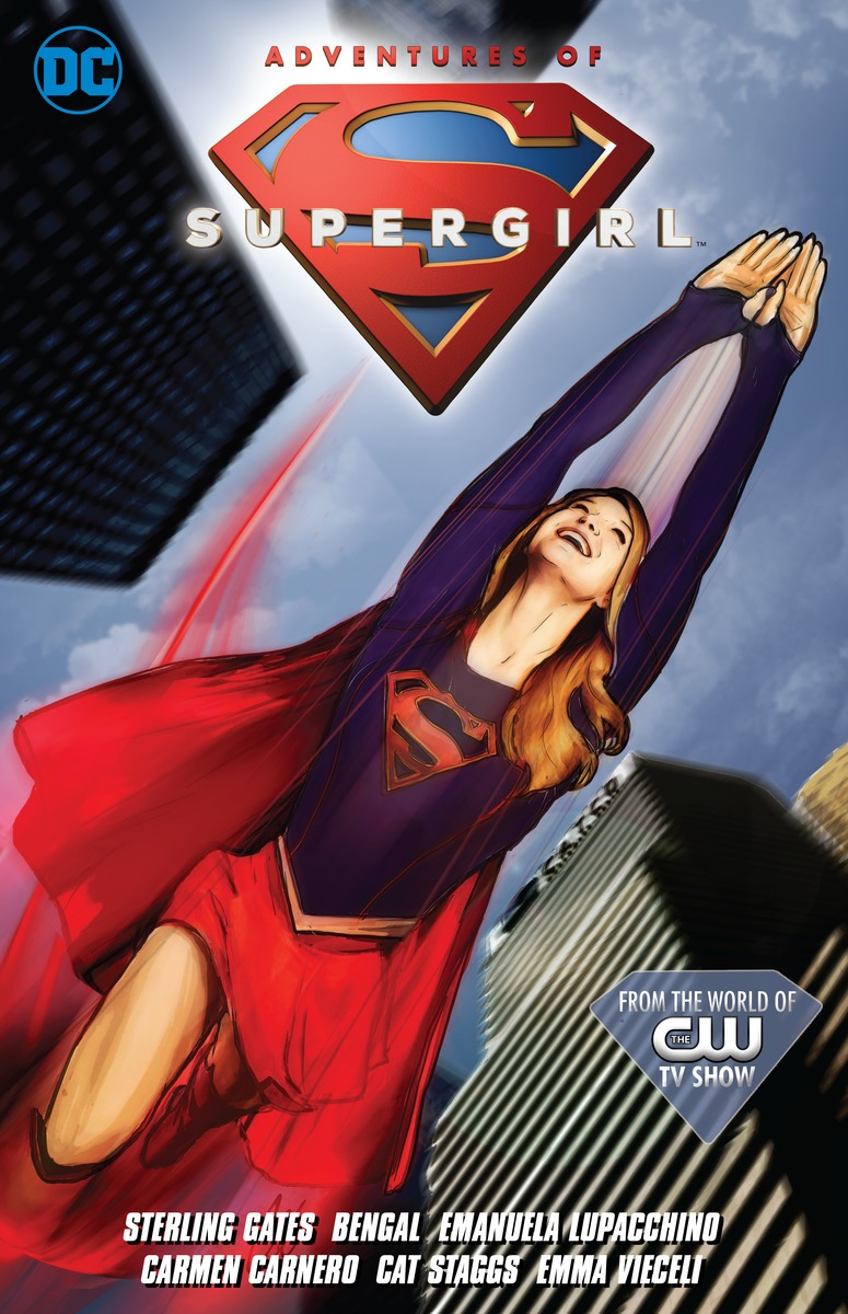 Adventures of Supergirl Vol. 1 065 2015 diy