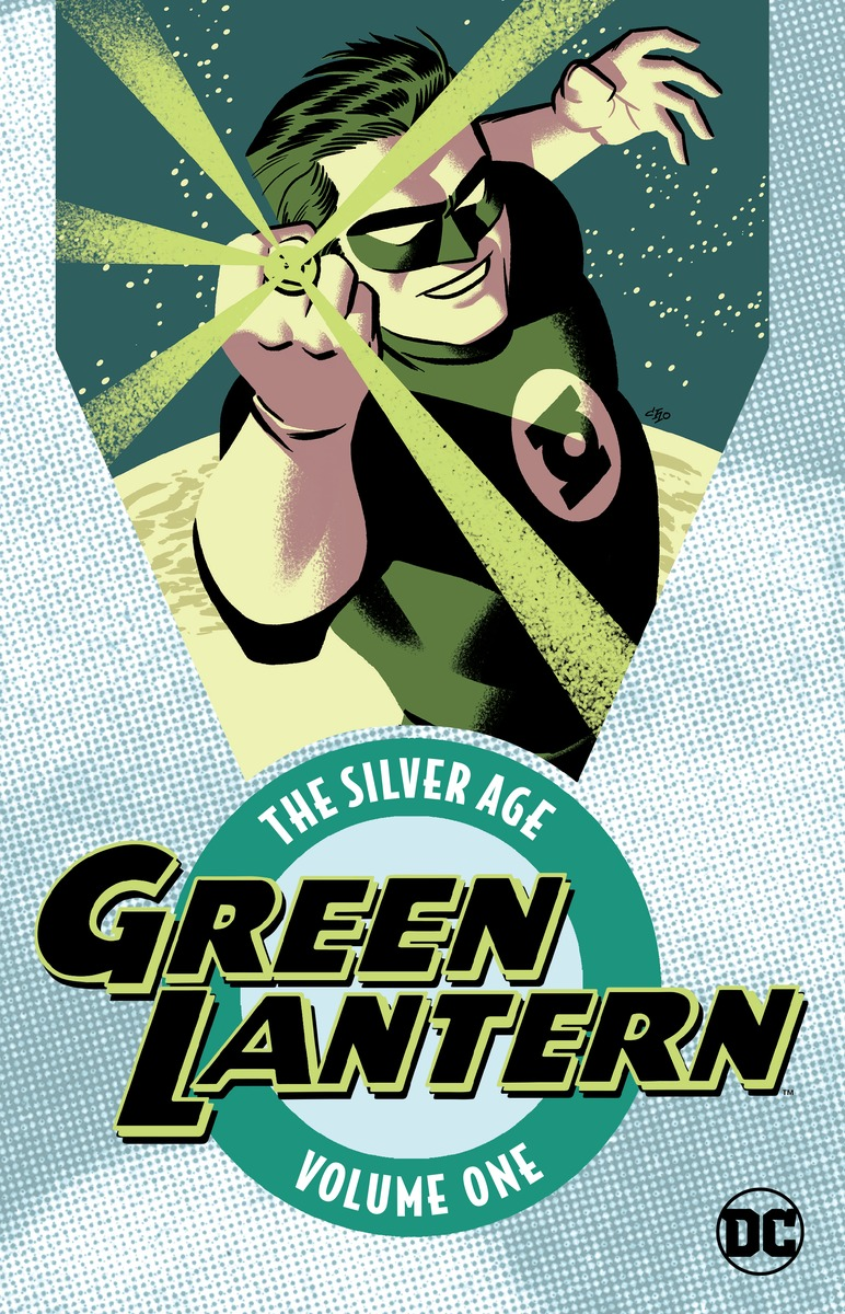 Green Lantern: The Silver Age Vol. 1 last templar vol 3 the the sunken church
