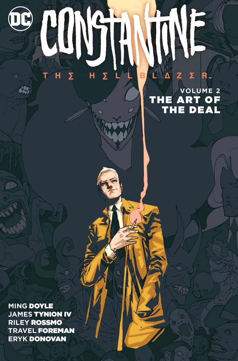 Constantine: The Hellblazer Vol. 2: The Art of the Deal the art of marvel vol 2