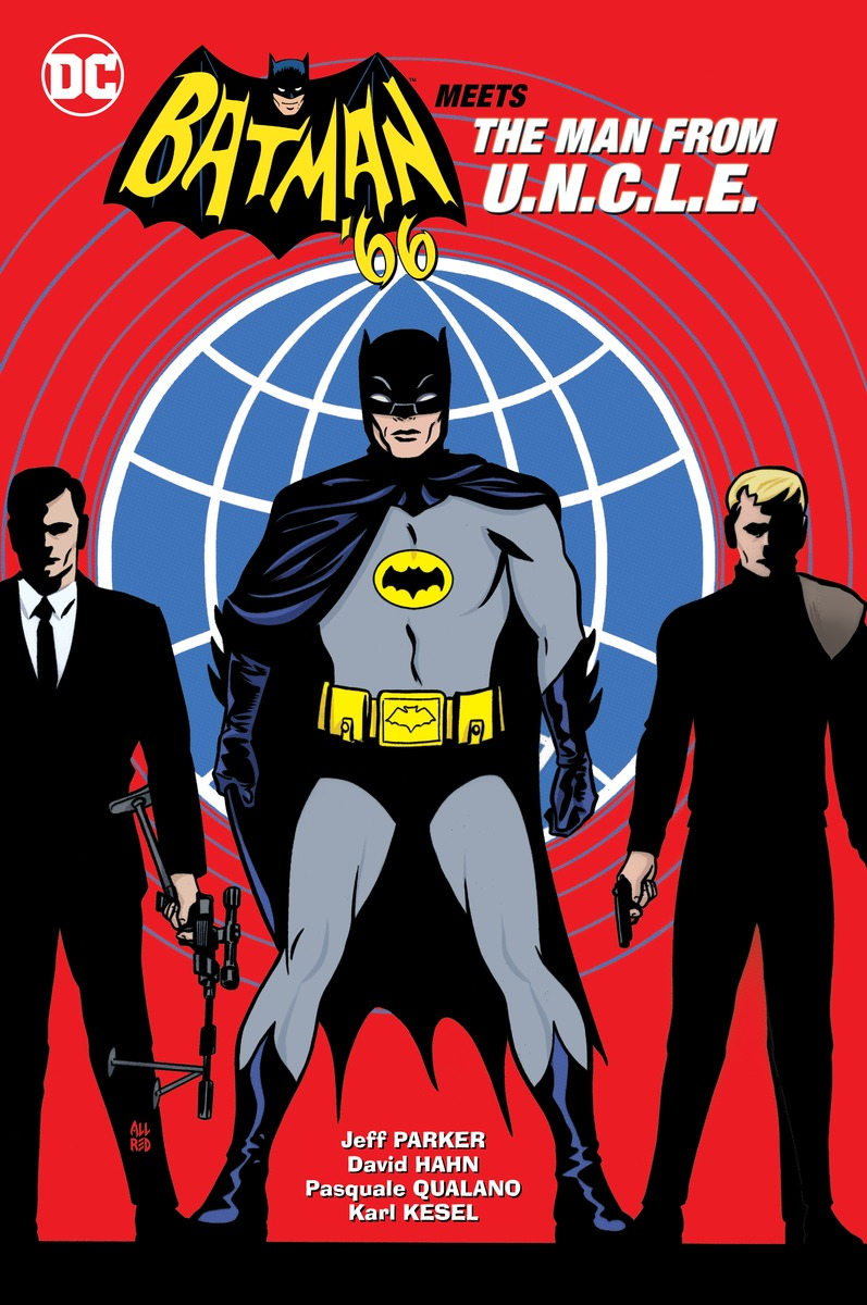 Batman '66: Meets The Man From U.N.C.L.E. спрей londa professional shine spark up
