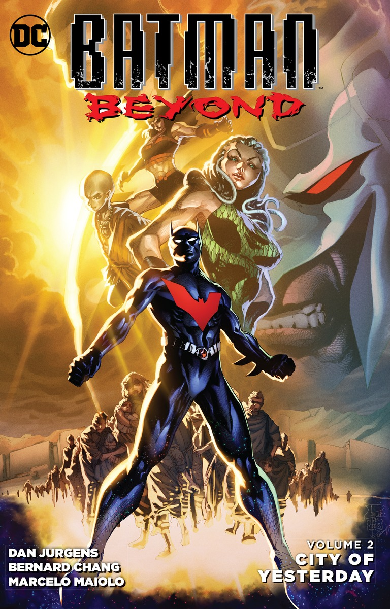 Batman Beyond Vol. 2...