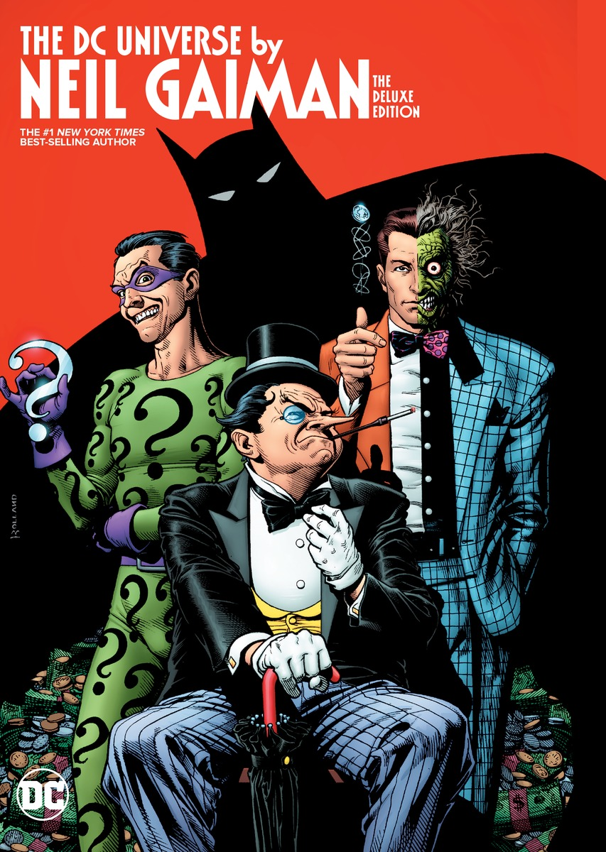 The DC Universe By Neil Gaiman Deluxe Edition batman incorporated volume 1 deluxe