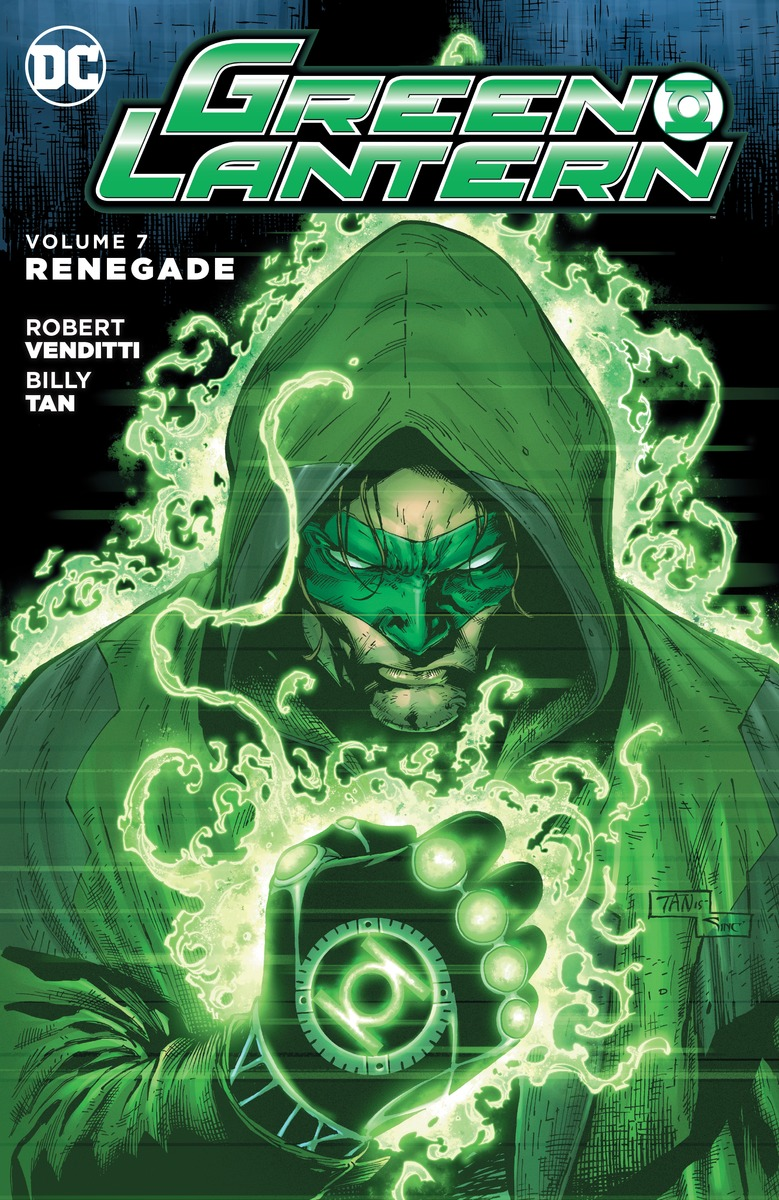Green Lantern Vol. 7: Renegade green arrow vol 3 emerald outlaw rebirth