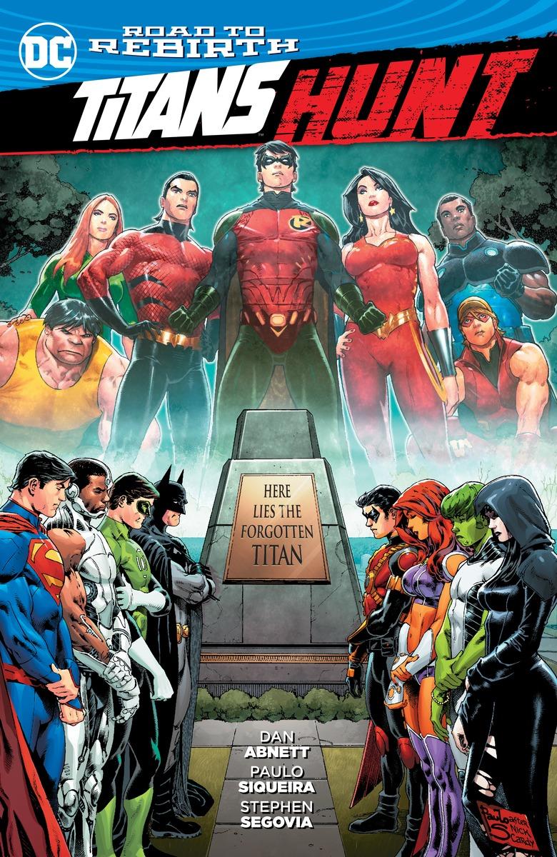 Titans Hunt abnett dan new mutants volume 6