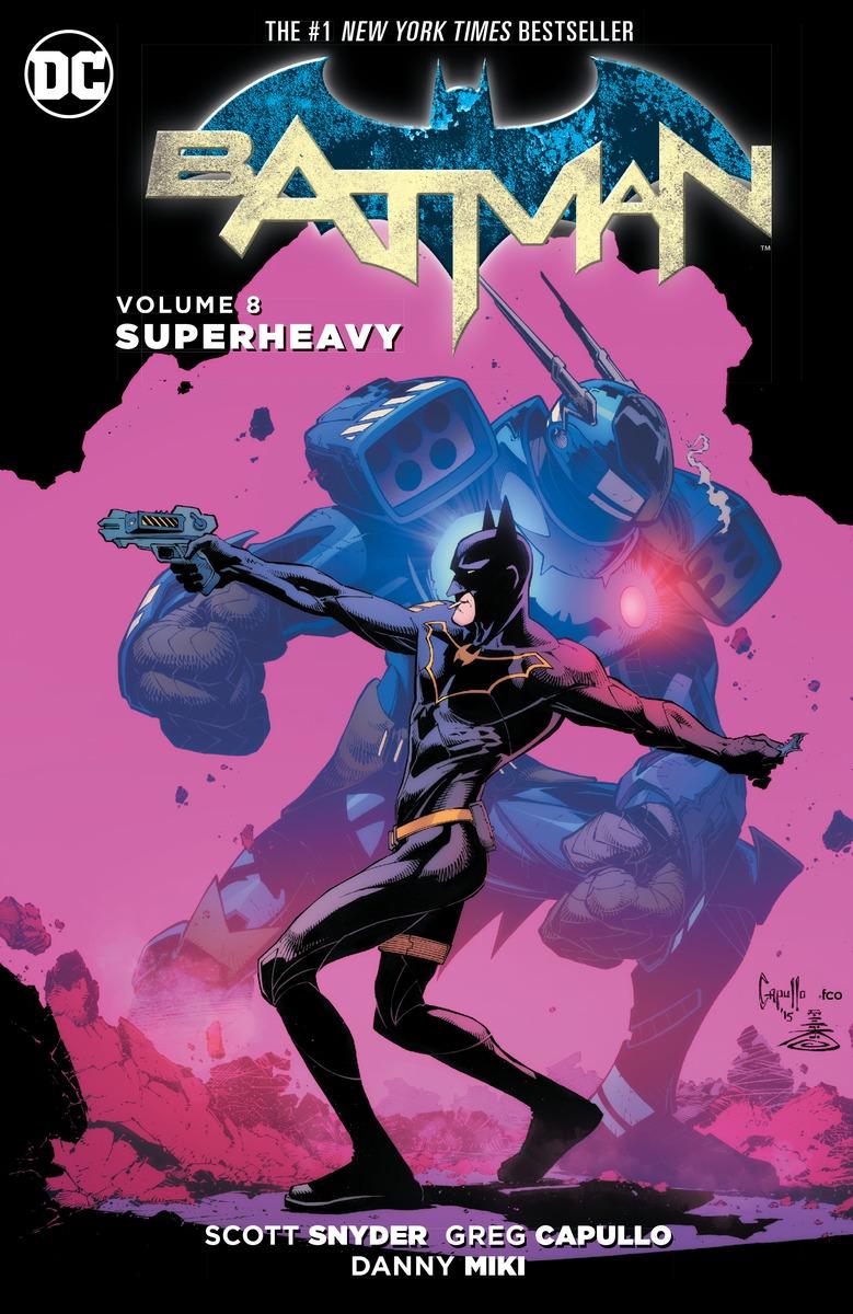 Batman Vol. 8: Superheavy new lone wolf and cub vol 5