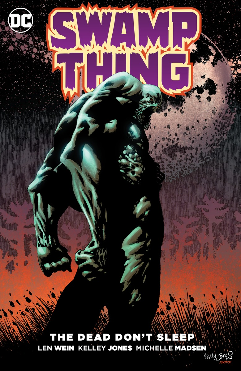 Swamp Thing: The Dead Don't Sleep indiana jones and the army of the dead