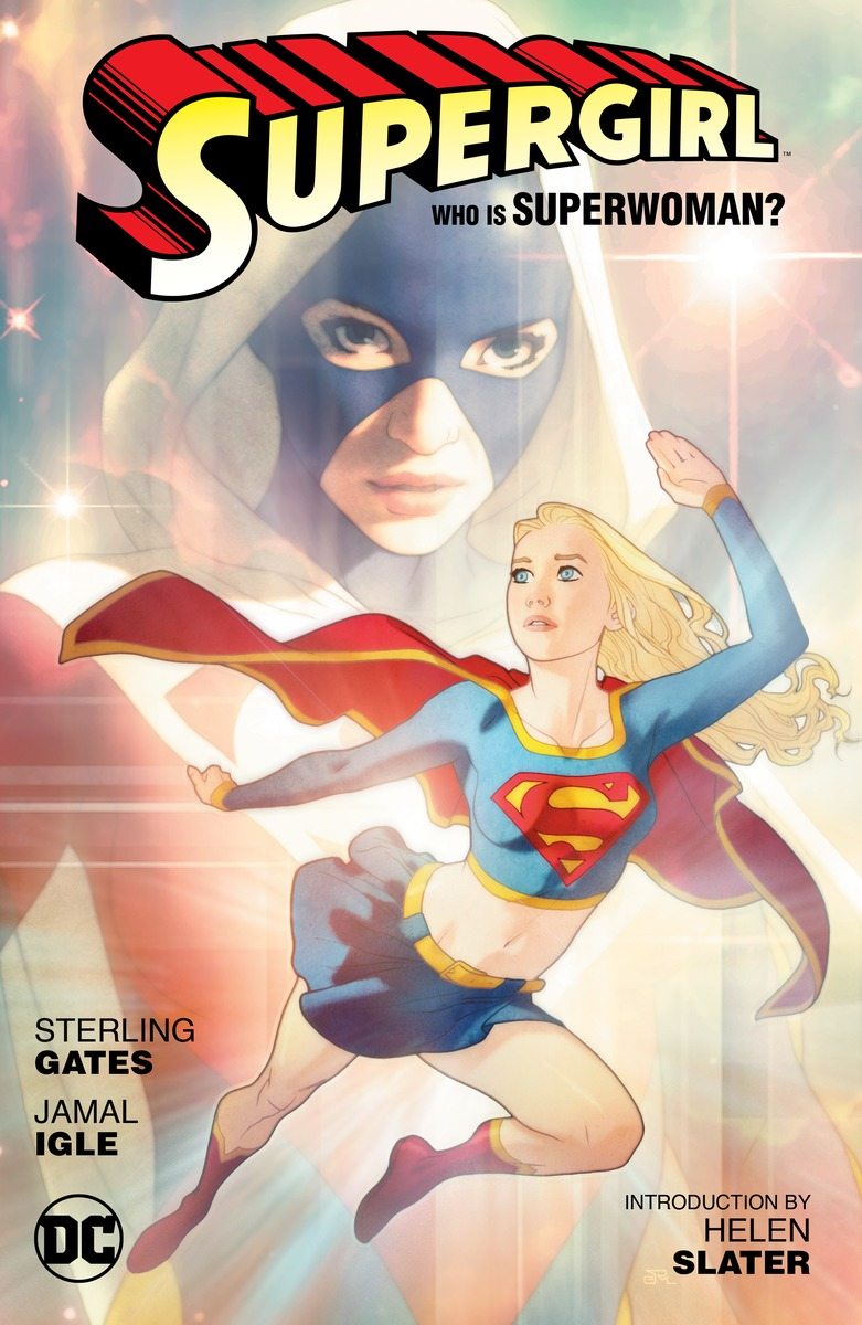 Supergirl: Who is Superwoman? supergirl book two