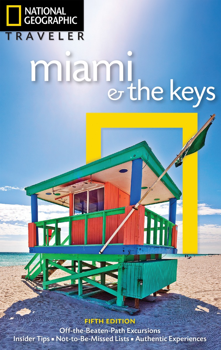 National Geographic Traveler: Miami and the Keys, 5th Edition футболка классическая printio the black keys
