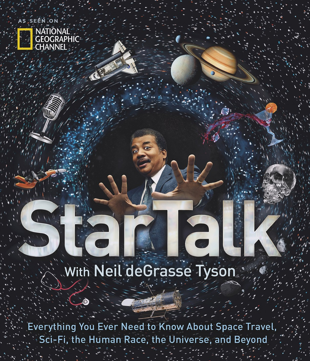 StarTalk neil barrett футболка