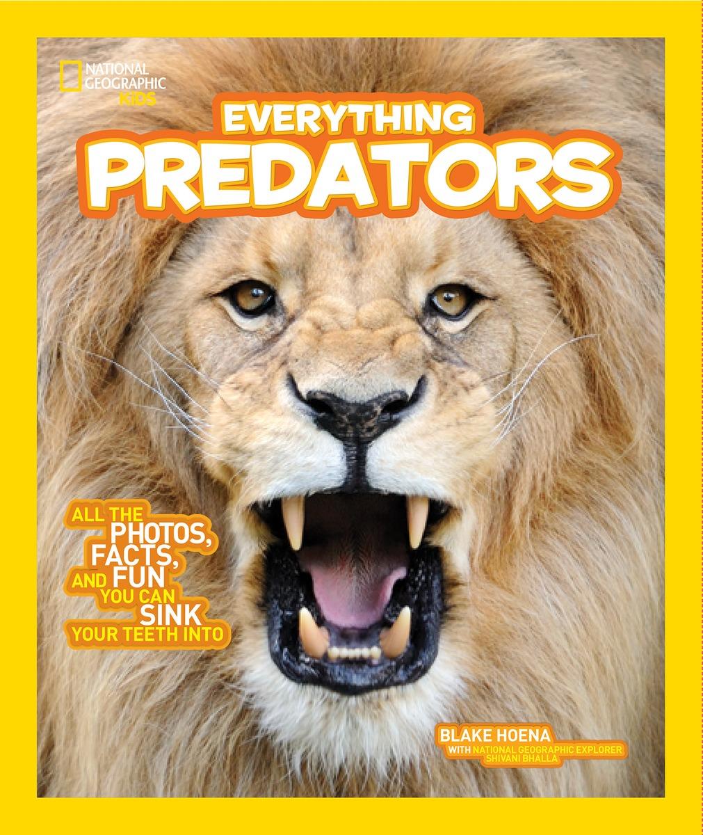National Geographic Kids Everything Predators national geographic kids everything rocks and minerals