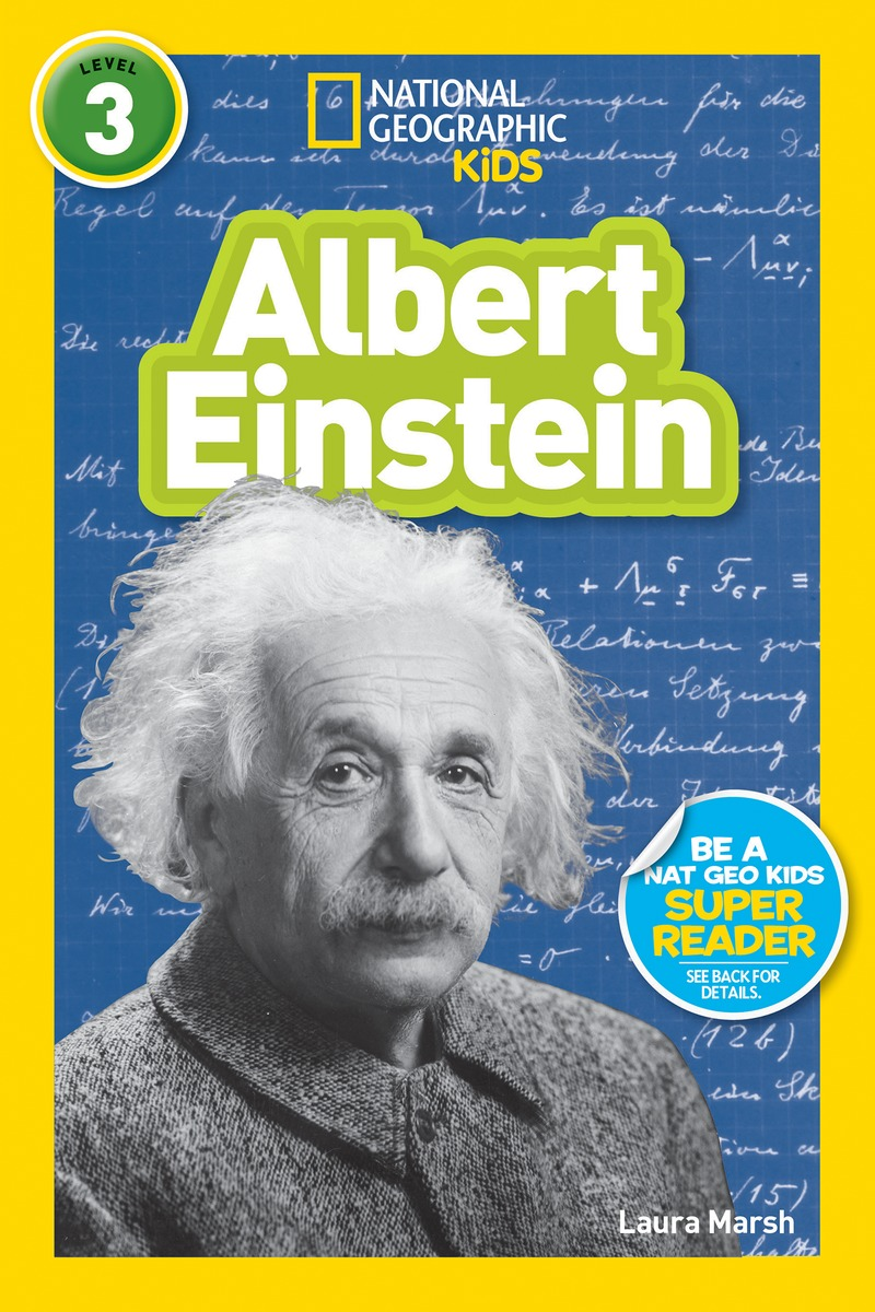 National Geographic Readers: Albert Einstein national geographic readers great migrations butterflies