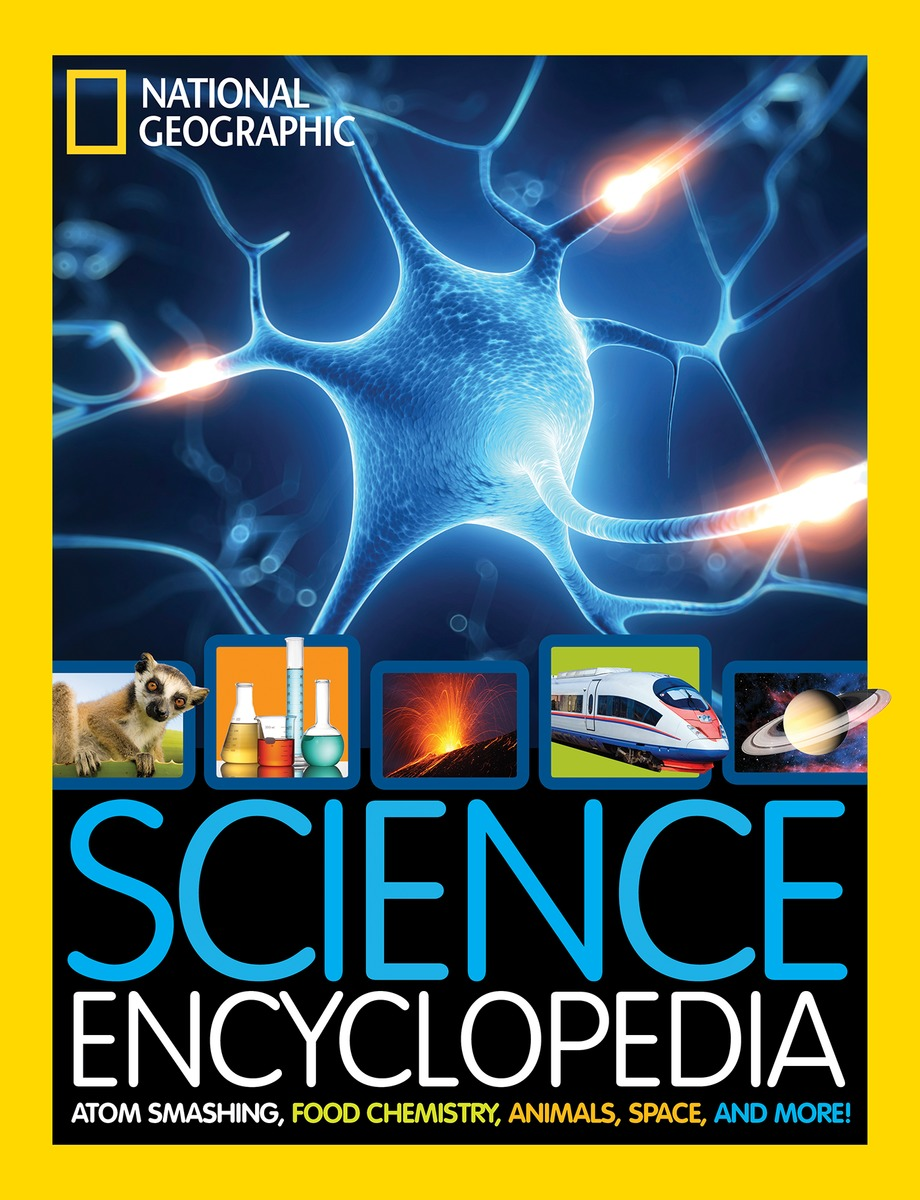 Science Encyclopedia utterly amazing science