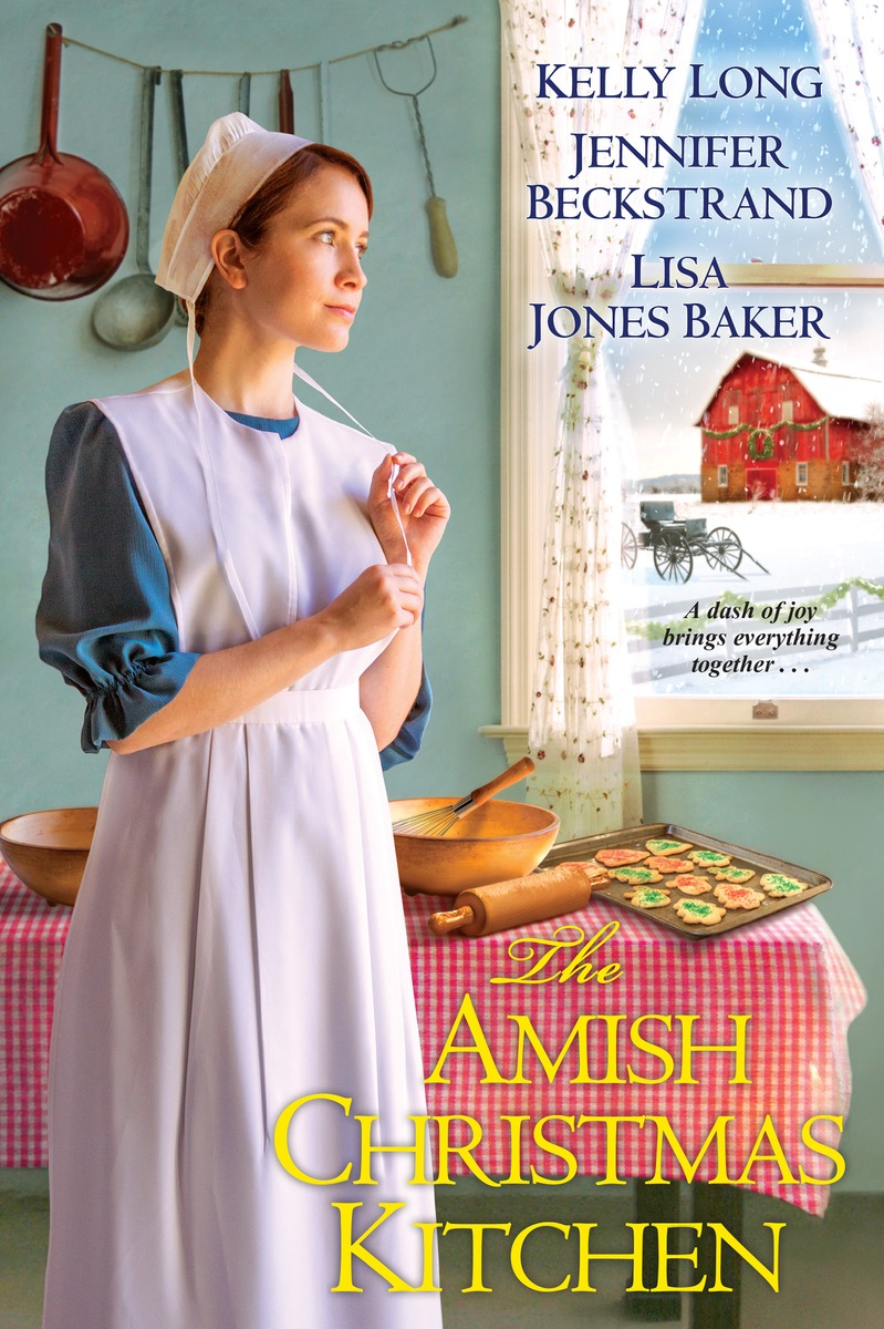 The Amish Christmas Kitchen amish roots